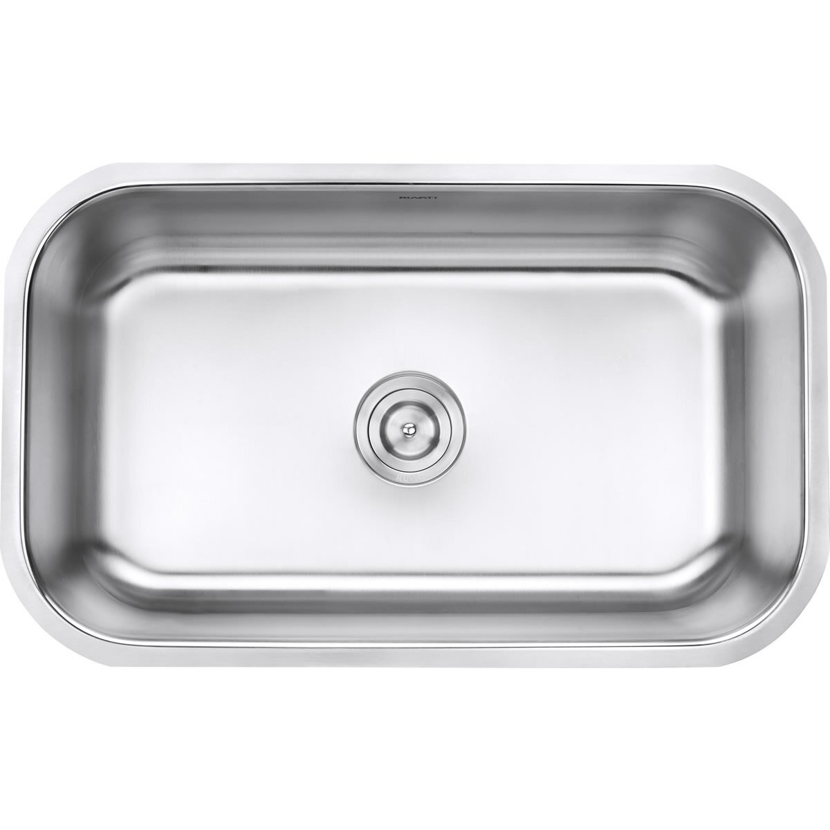 Ruvati Parmi 30 X Undermount 16 Gauge Single Bowl Kitchen Sink Reviews Wayfair