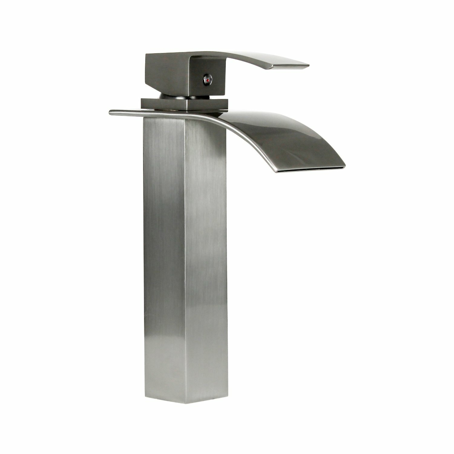 Dyconn faucet wye modern bathroom vessel sink faucet for Modern bathroom fixtures