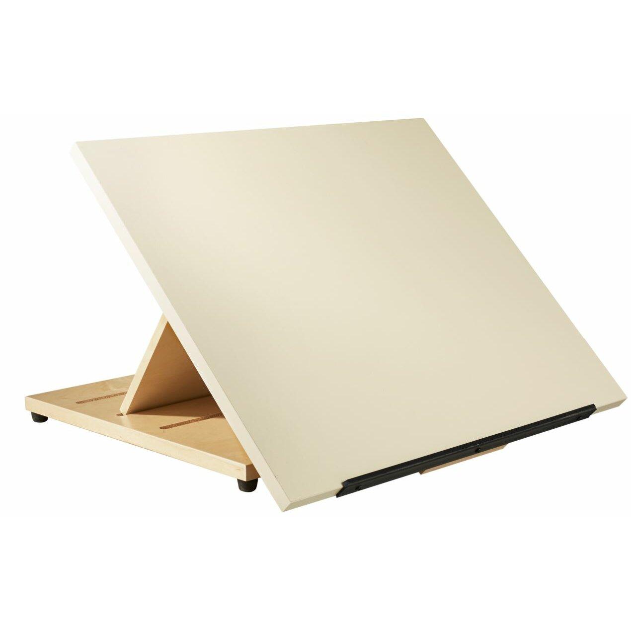 Shain Laminate Drafting Table Wayfair : Shain Portable Drafting Table 24w x 20d x 3h Almond PDT2420 from www.wayfair.com size 1270 x 1270 jpeg 39kB