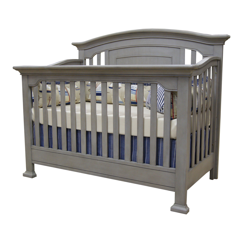 Muniré Furniture Medford 4-in-1 Convertible Crib & Reviews  Wayfair