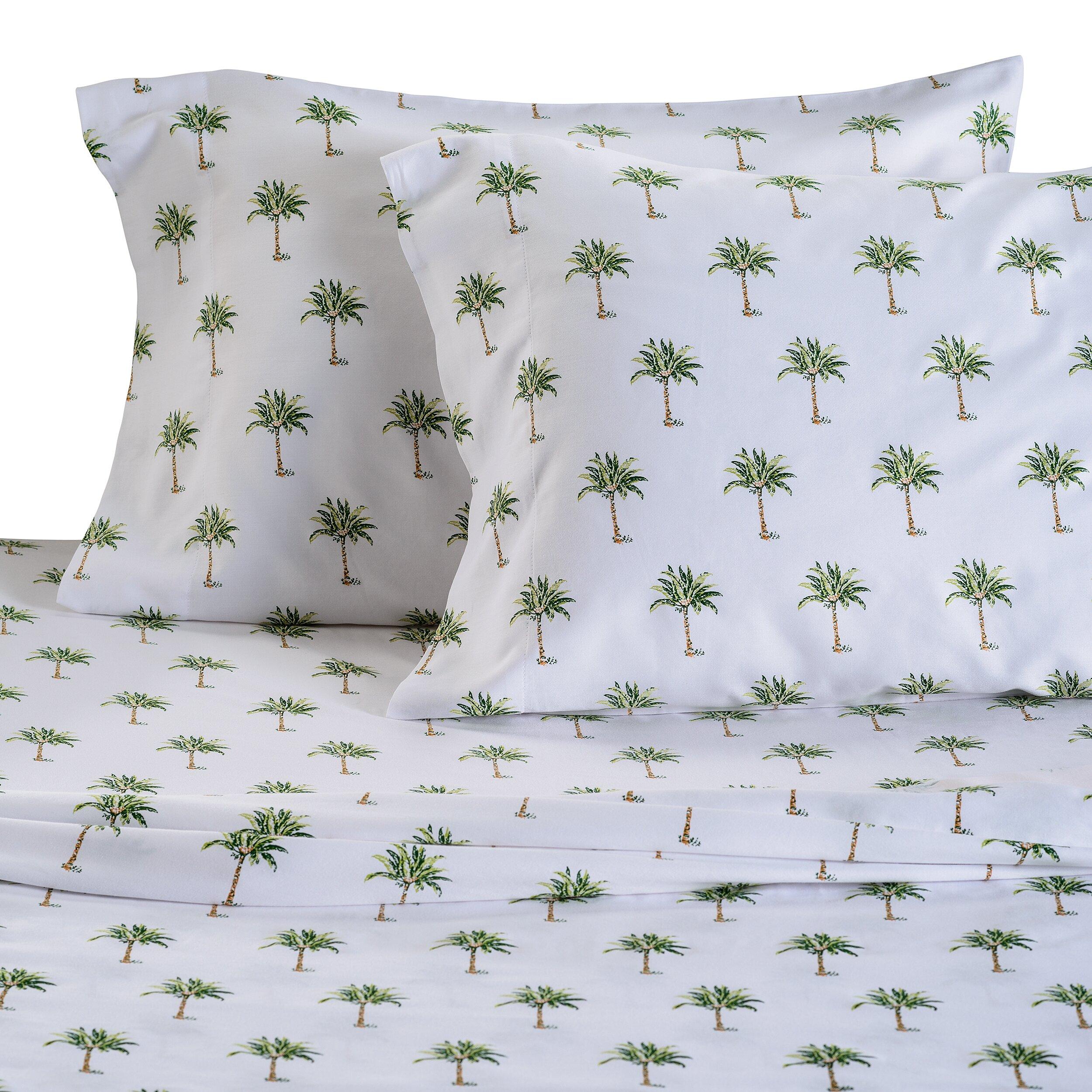 Palm Tree Twin Bedding