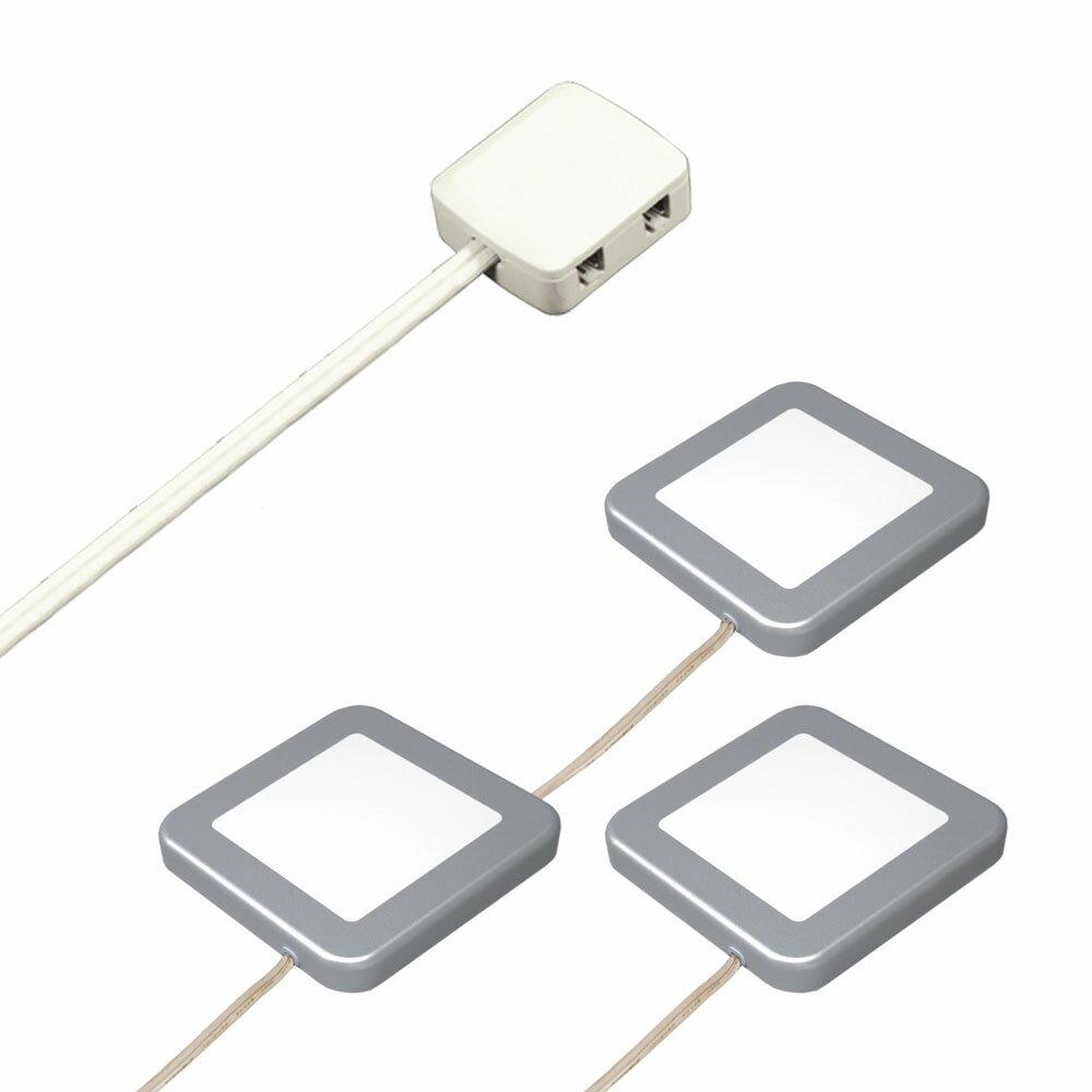 Led Ramp Under Koksskap : Jesco Lighting Radianz LED Under Cabinet Puck Light  Wayfair