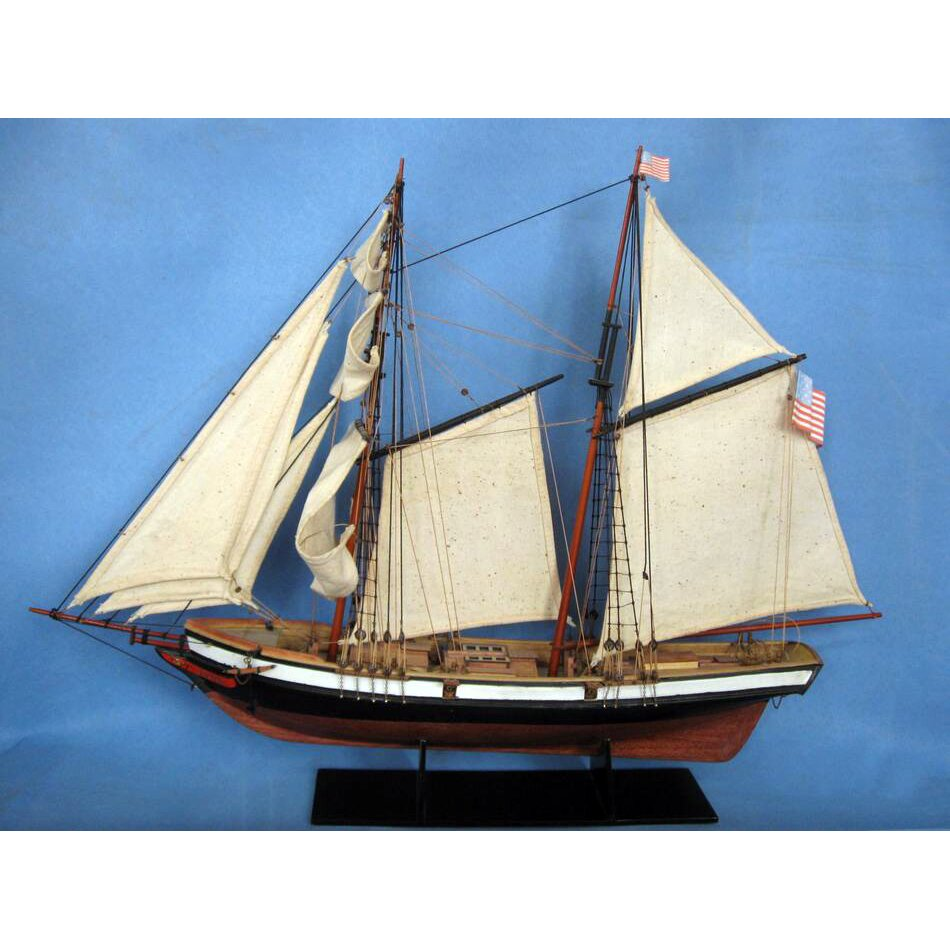 Welcome to American Model Ship. We are selling quality wooden model ship handcrafted by master craftsmen. Our models are full assembled and ready for display.