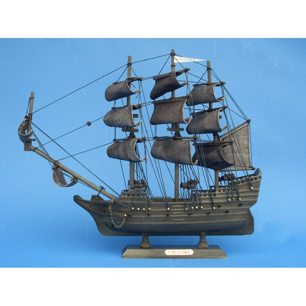 True Model Ships only provides authentic, high-quality model ships and nautical decor. We don't provide kits; all model ships and decors are handcrafted. We concentrated on the smallest details with the original ships and boats to make sure that our customers are satisfied with their purchase every time.