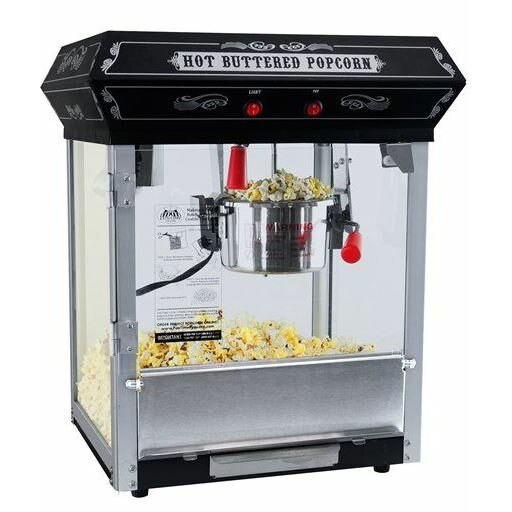 popcorn machine kettle
