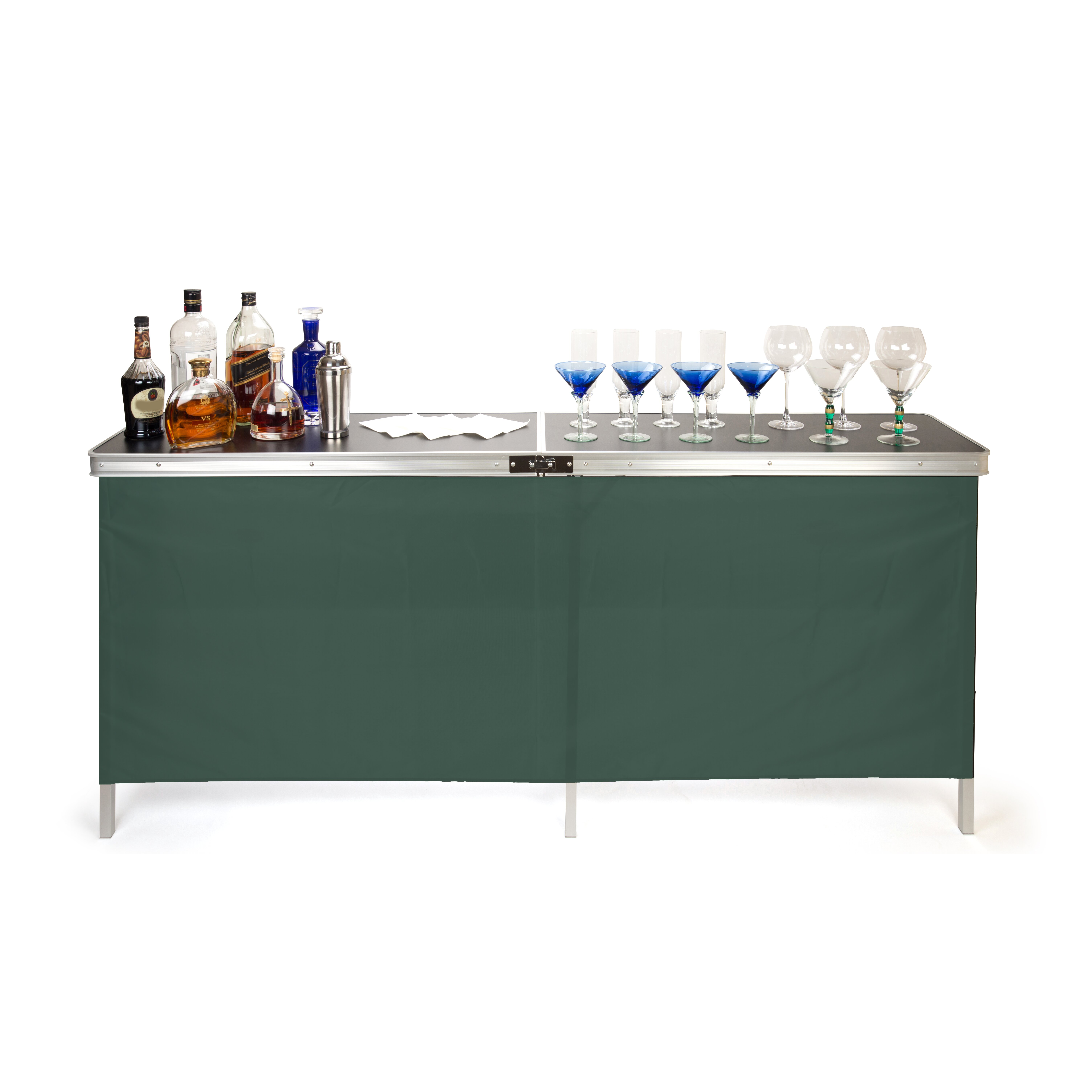 Trademark Innovations Portable Bar Table Reviews Wayfair