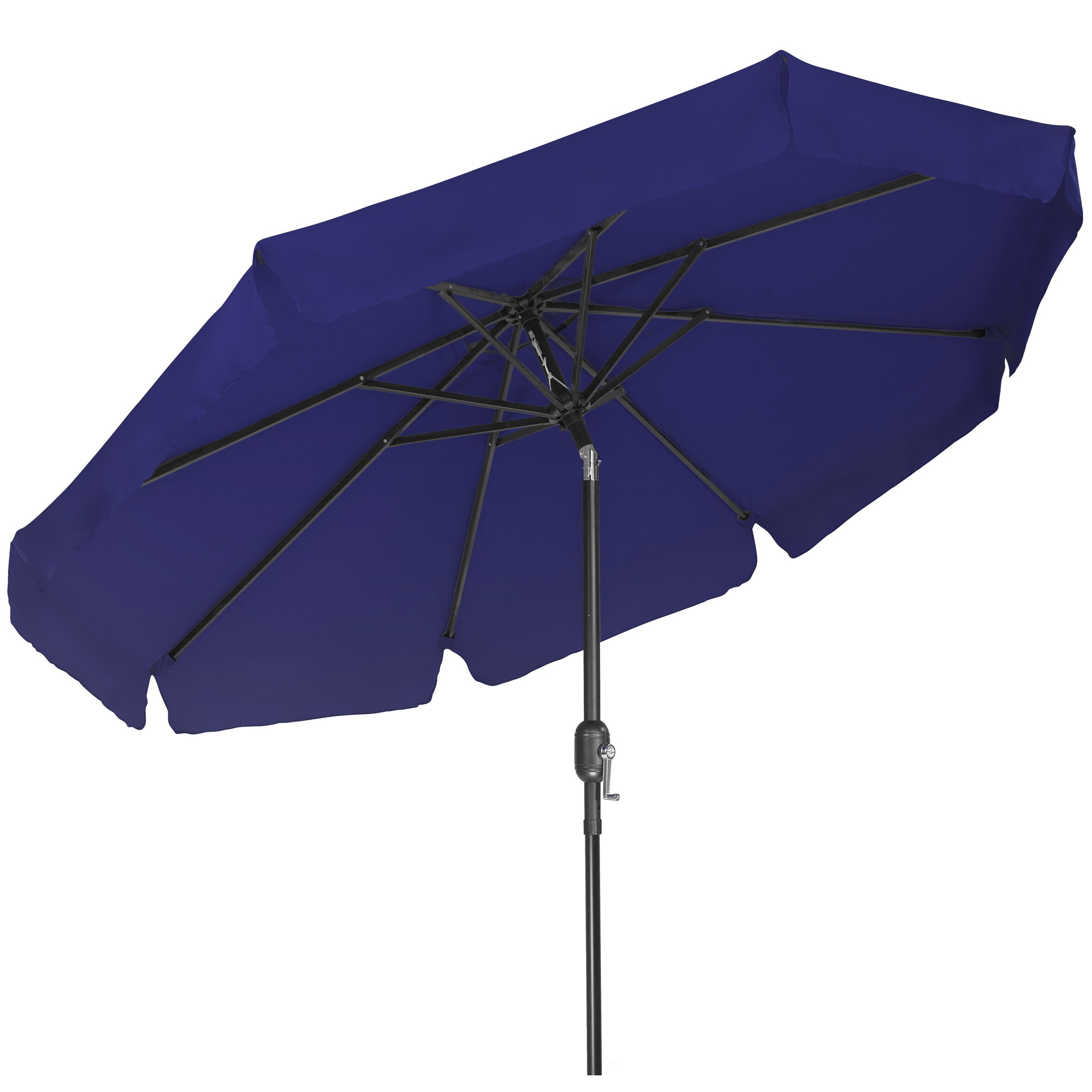 Trademark Innovations 8 Drape Umbrella Wayfair