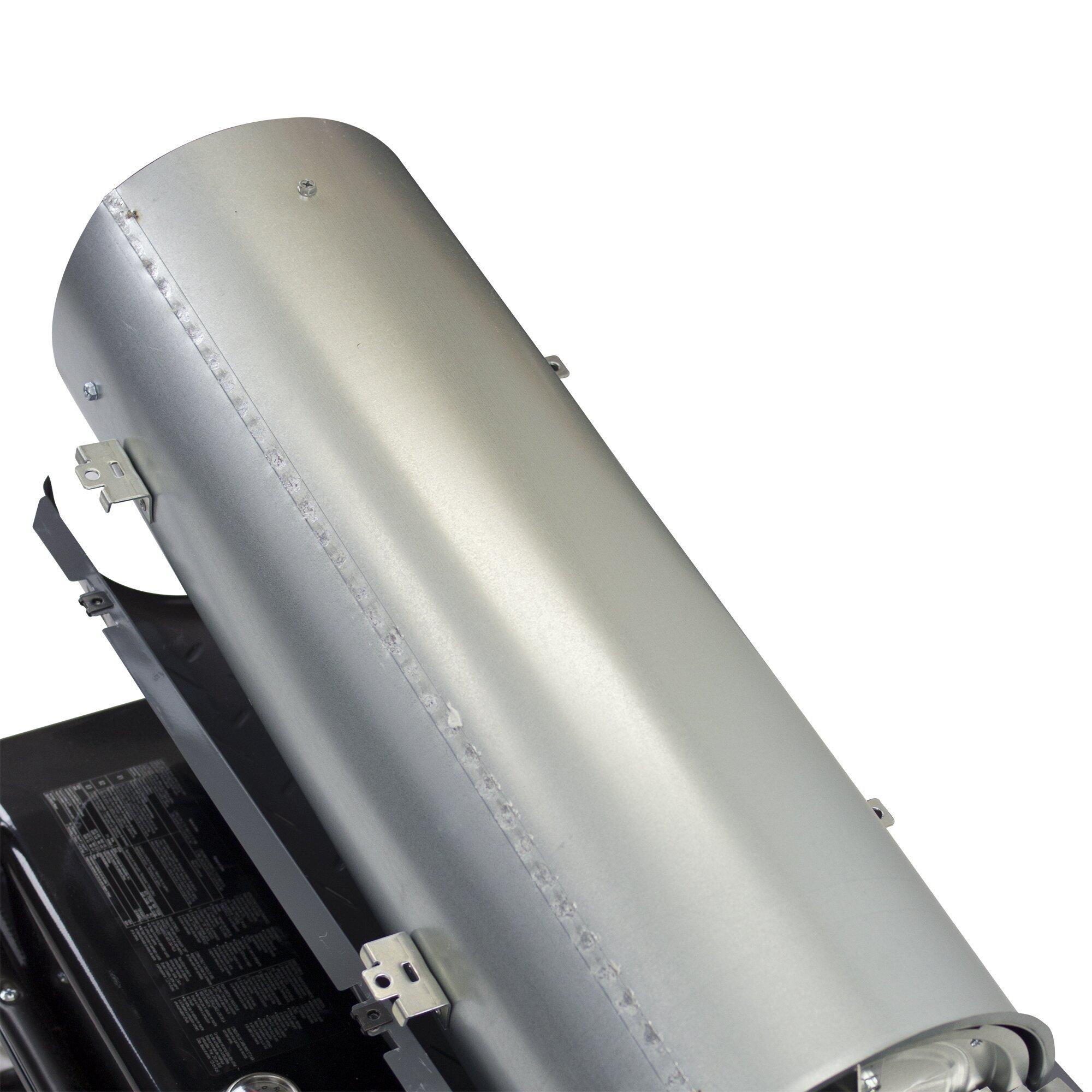 Dyna Glo Delux 135 000 Btu Kerosene Forced Air Heater With