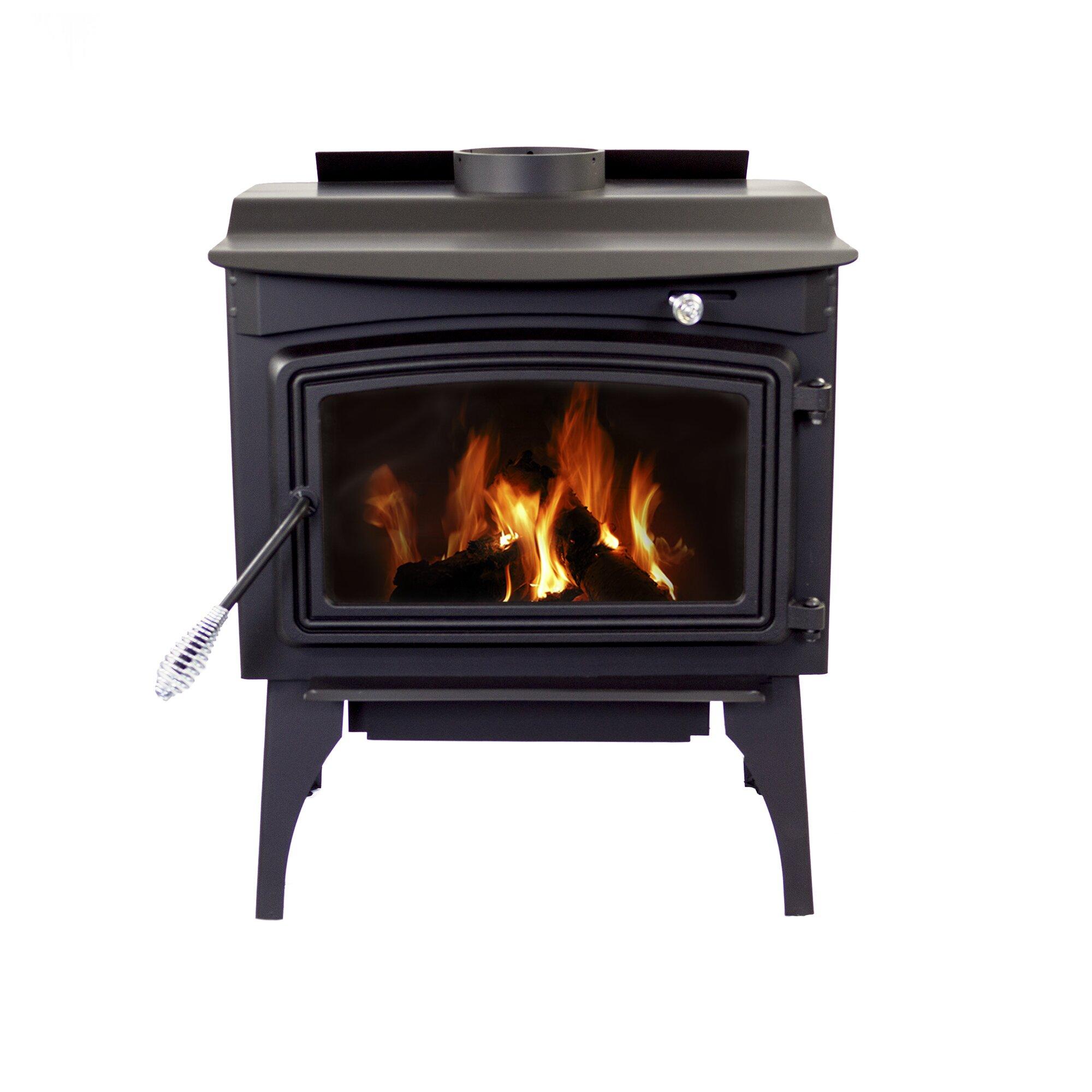 Pleasant Hearth: Dyna-Glo Pleasant Hearth Wood Burning Fireplace