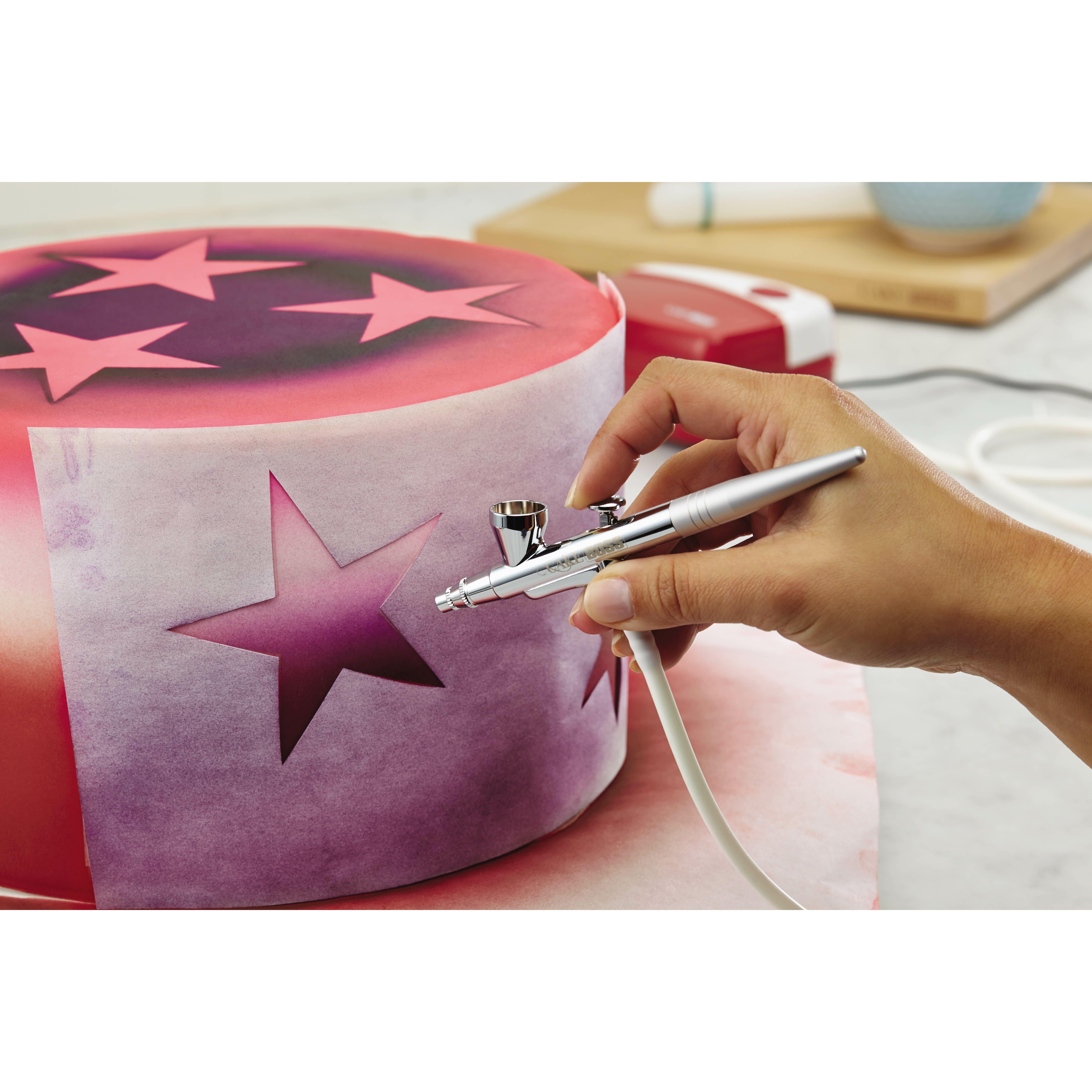 Cake Boss Airbrush Cake Decorating Kit Reviews : Cake Boss Airbrushing Kit & Reviews Wayfair