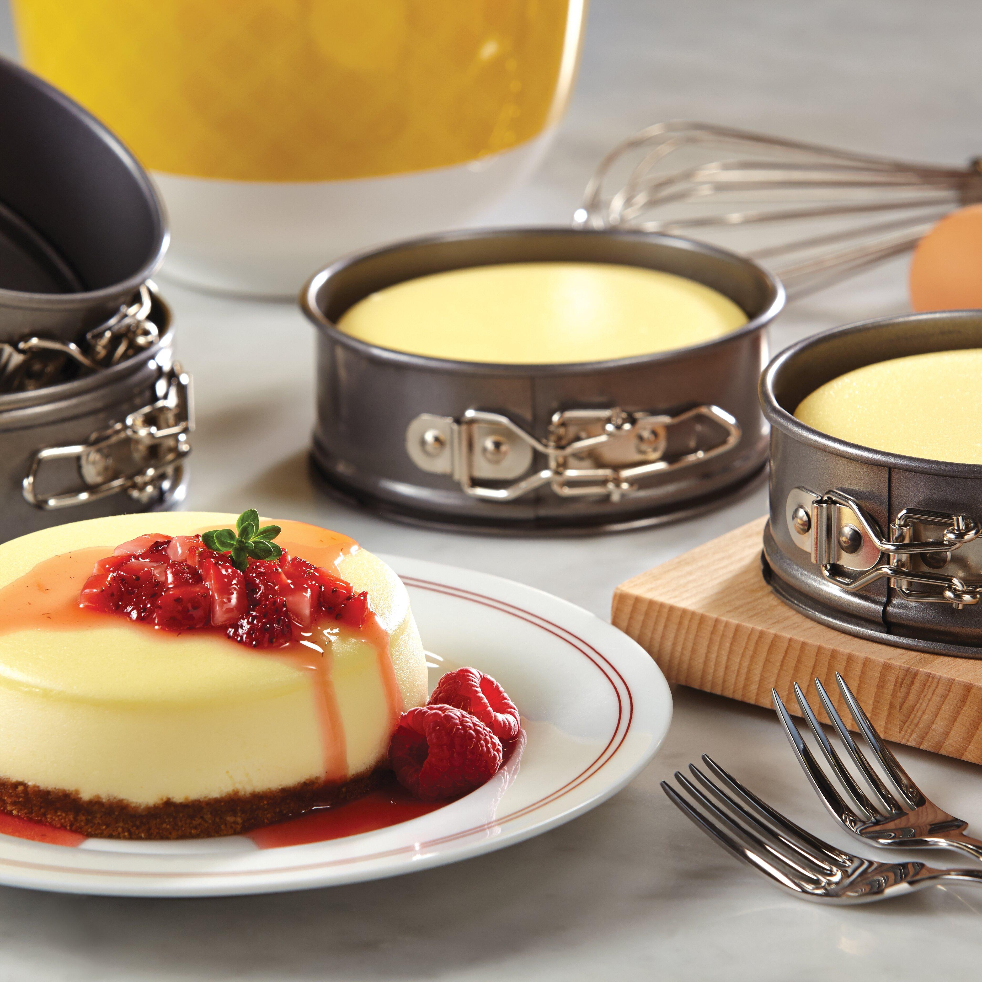 Mini Springform Pan Cake Recipes