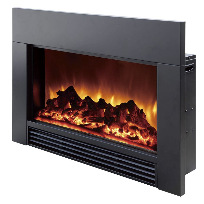 Dynasty Electric Wall Mount Fireplace Insert Reviews