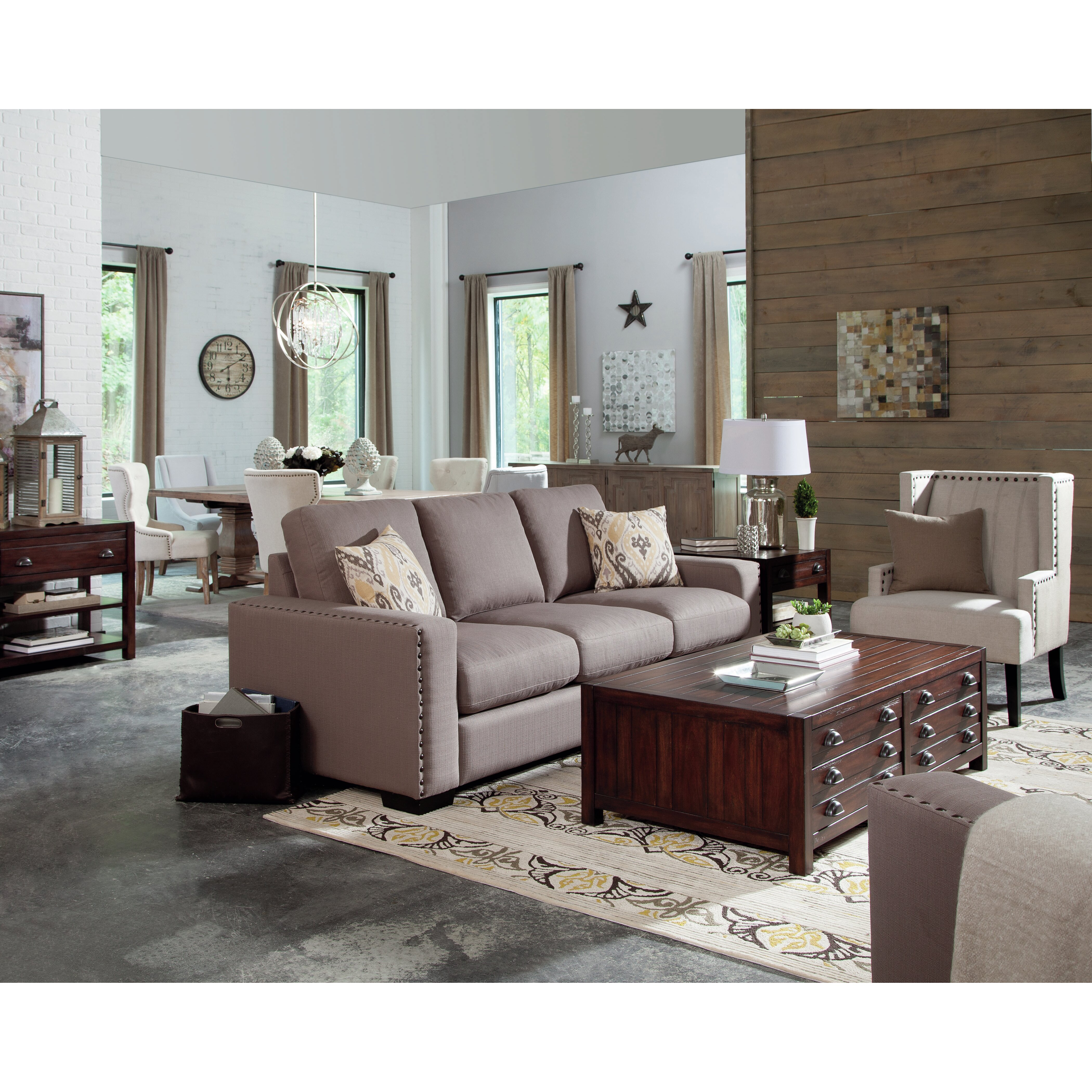 Donny Osmond Storage Bedroom Bench Reviews: Donny Osmond Florence Side Chair & Reviews