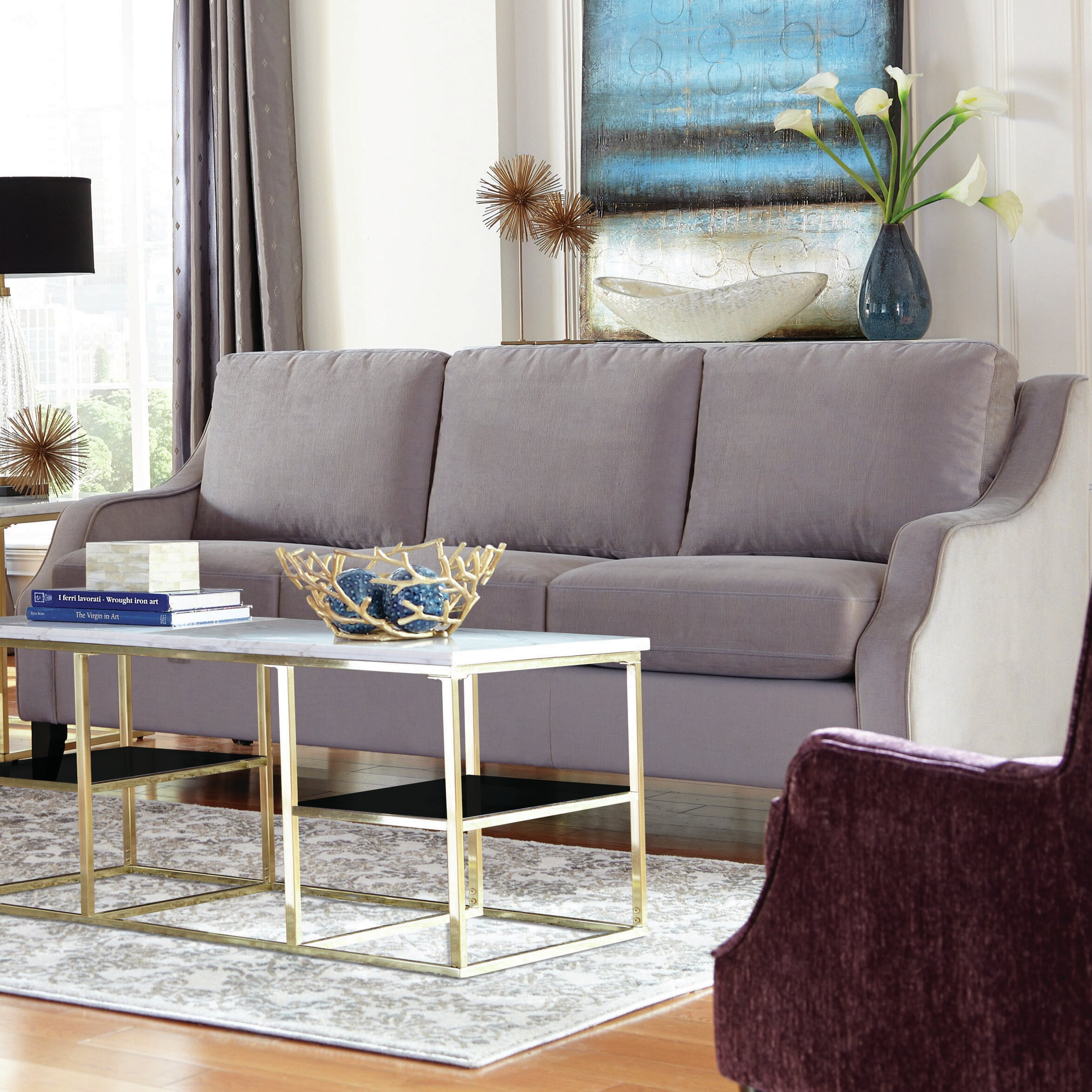 Donny Osmond Storage Bedroom Bench Reviews: Donny Osmond Isabelle Sofa & Reviews