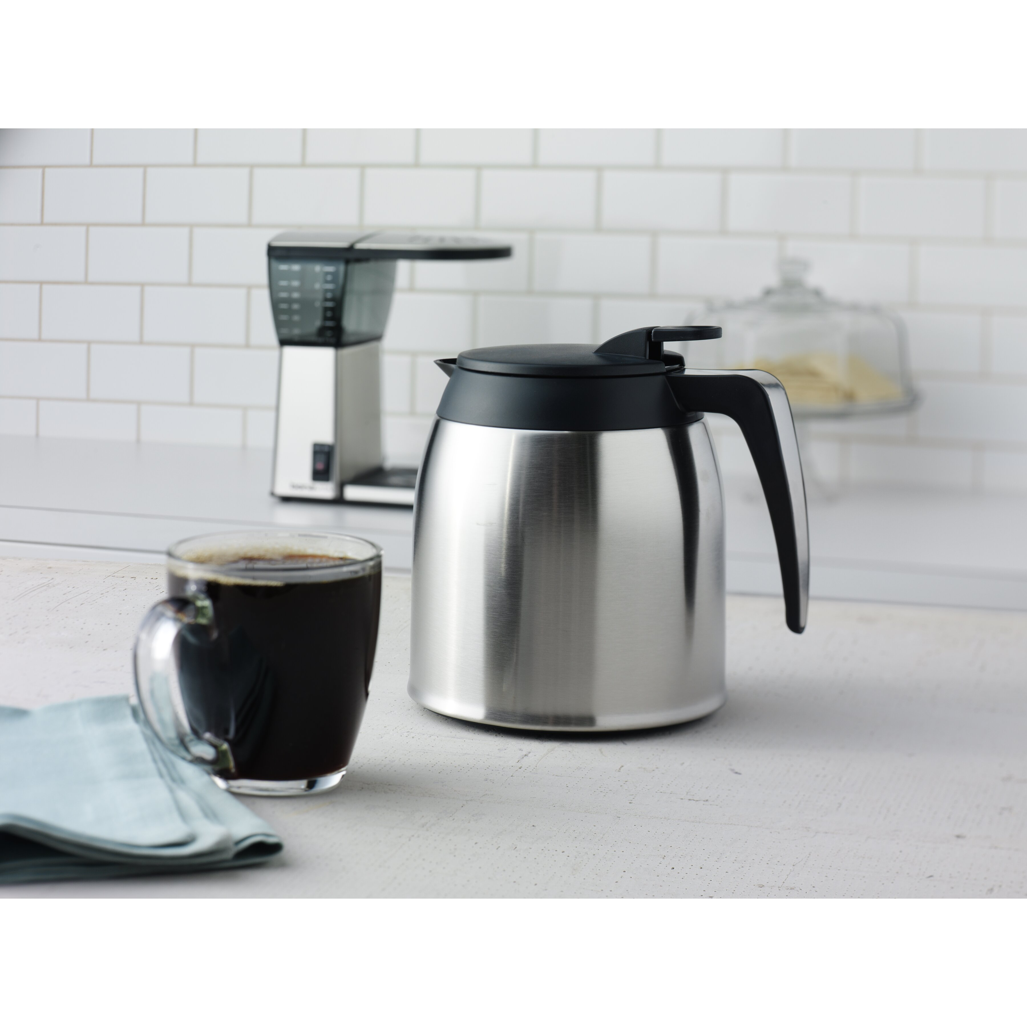 Bonavita 8 Cup Pour Over Coffee Maker with Stainless Steel Lined Carafe & Reviews Wayfair