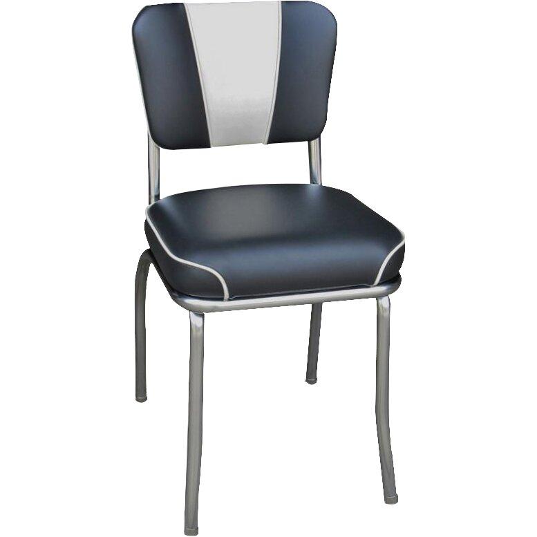 richardson seating retro home side chair reviews wayfair