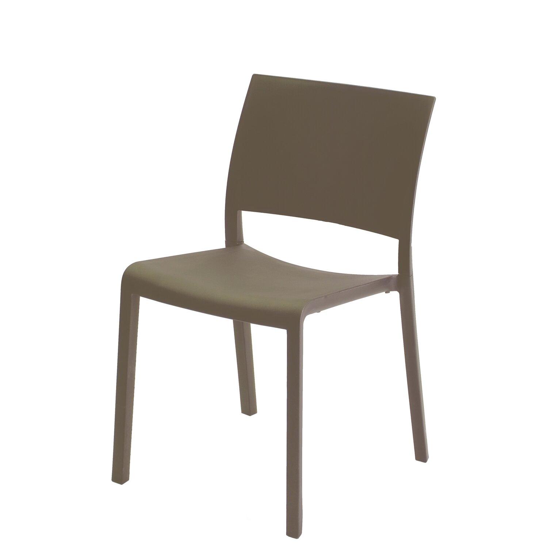 Resol grupo fiona side chair reviews wayfair for Sillas de plastico