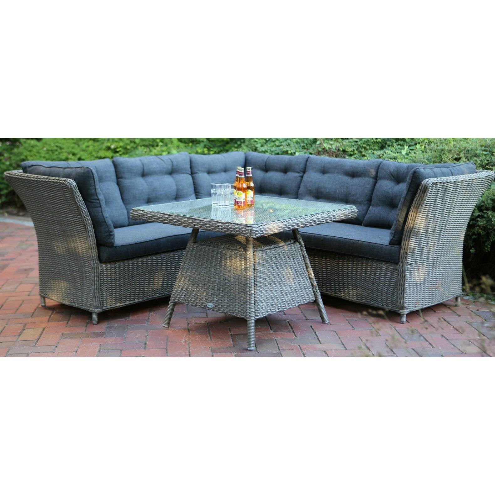 destiny 4 tlg sofa set palma mit kissen bewertungen. Black Bedroom Furniture Sets. Home Design Ideas