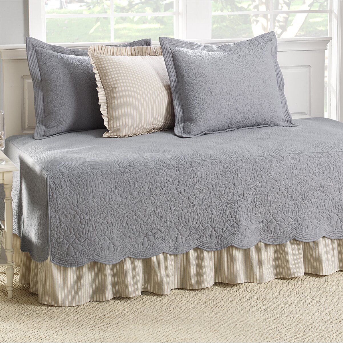 Stone Cottage Trellis 5 Piece Daybed Cover Set Reviews
