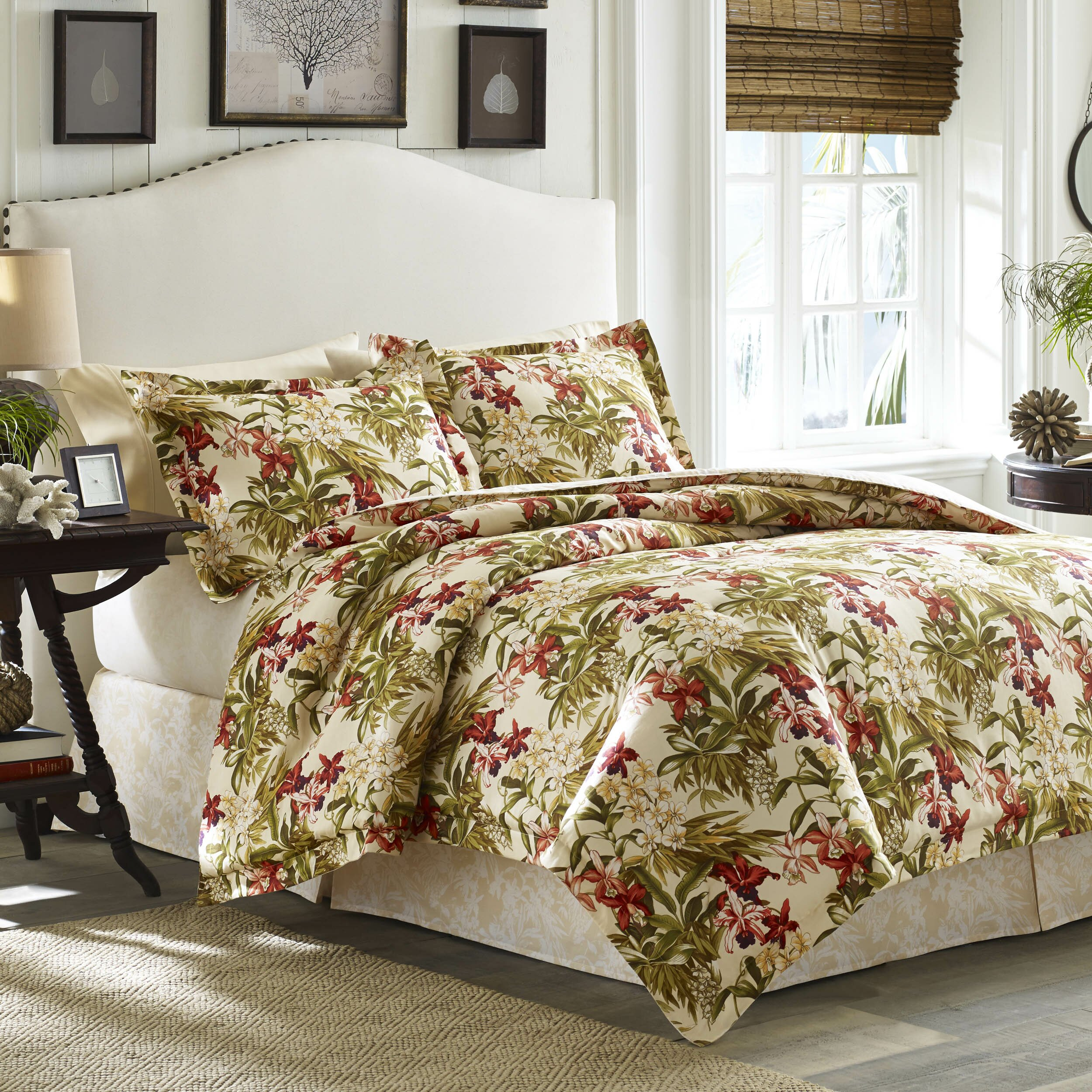Tommy bahama bedding daintree tropic duvet cover Tommy bahama bedding
