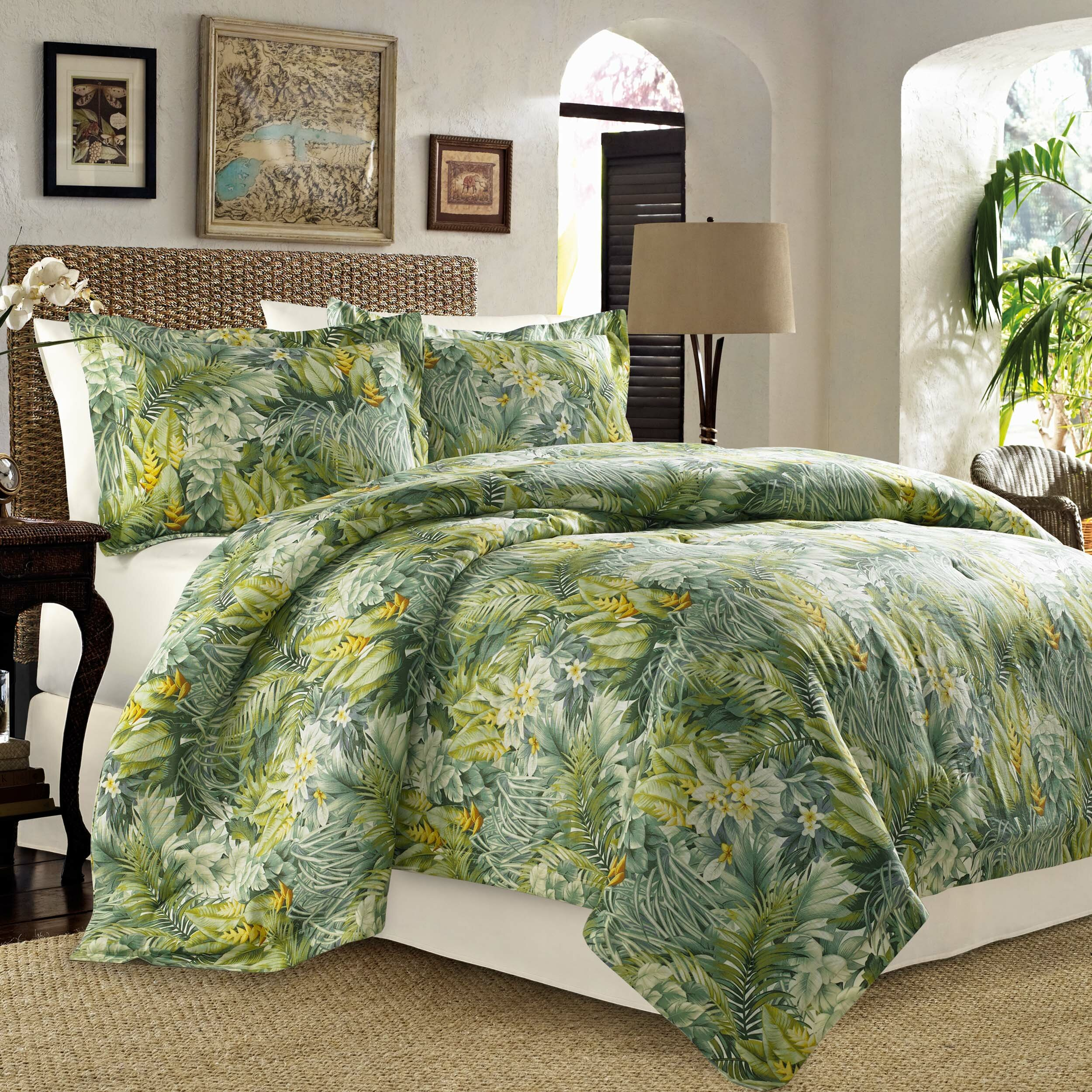 Tommy bahama bedding cuba cabana duvet cover collection Tommy bahama bedding