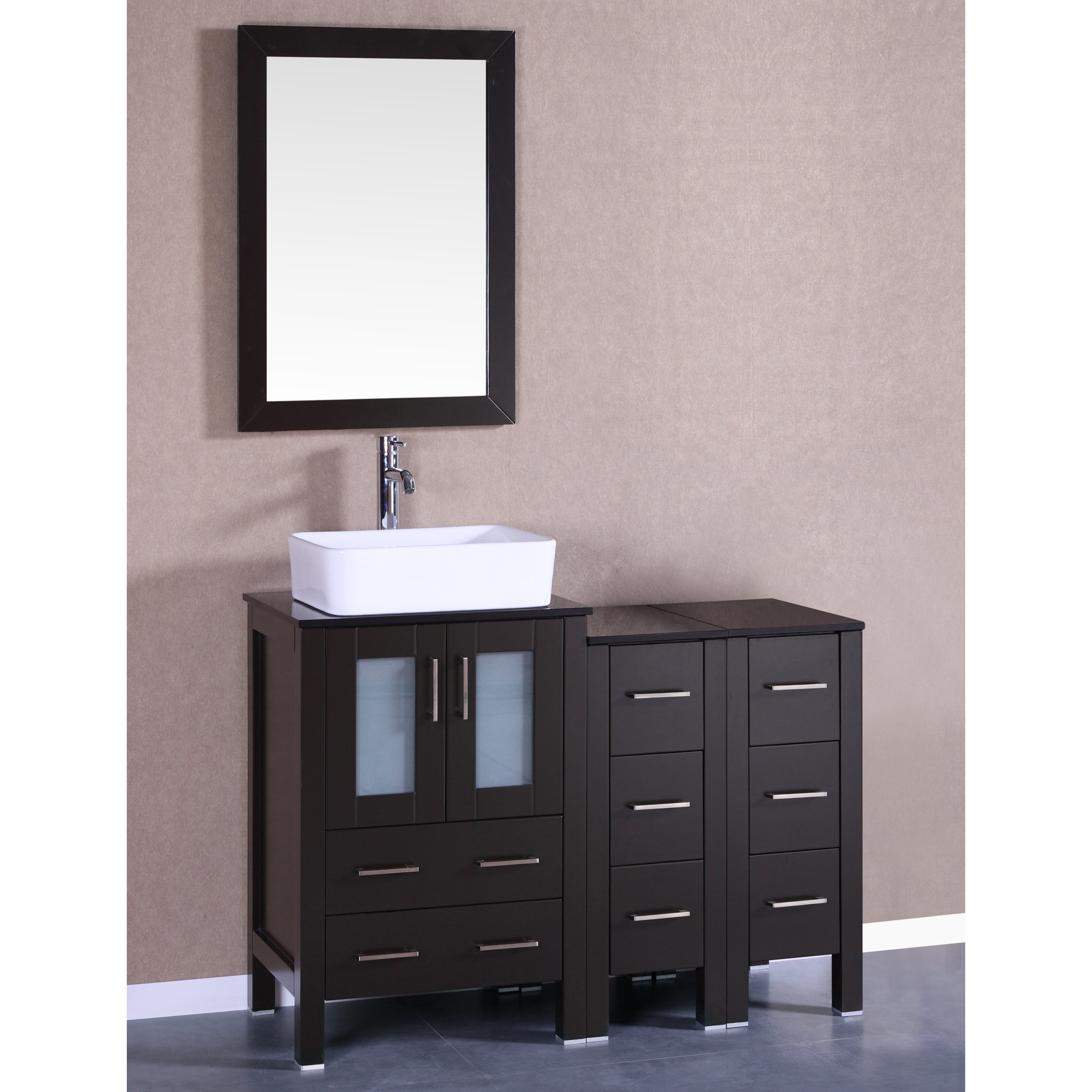 Bathroom cabinets with mirrors specially for las vegas for Bathroom cabinets las vegas