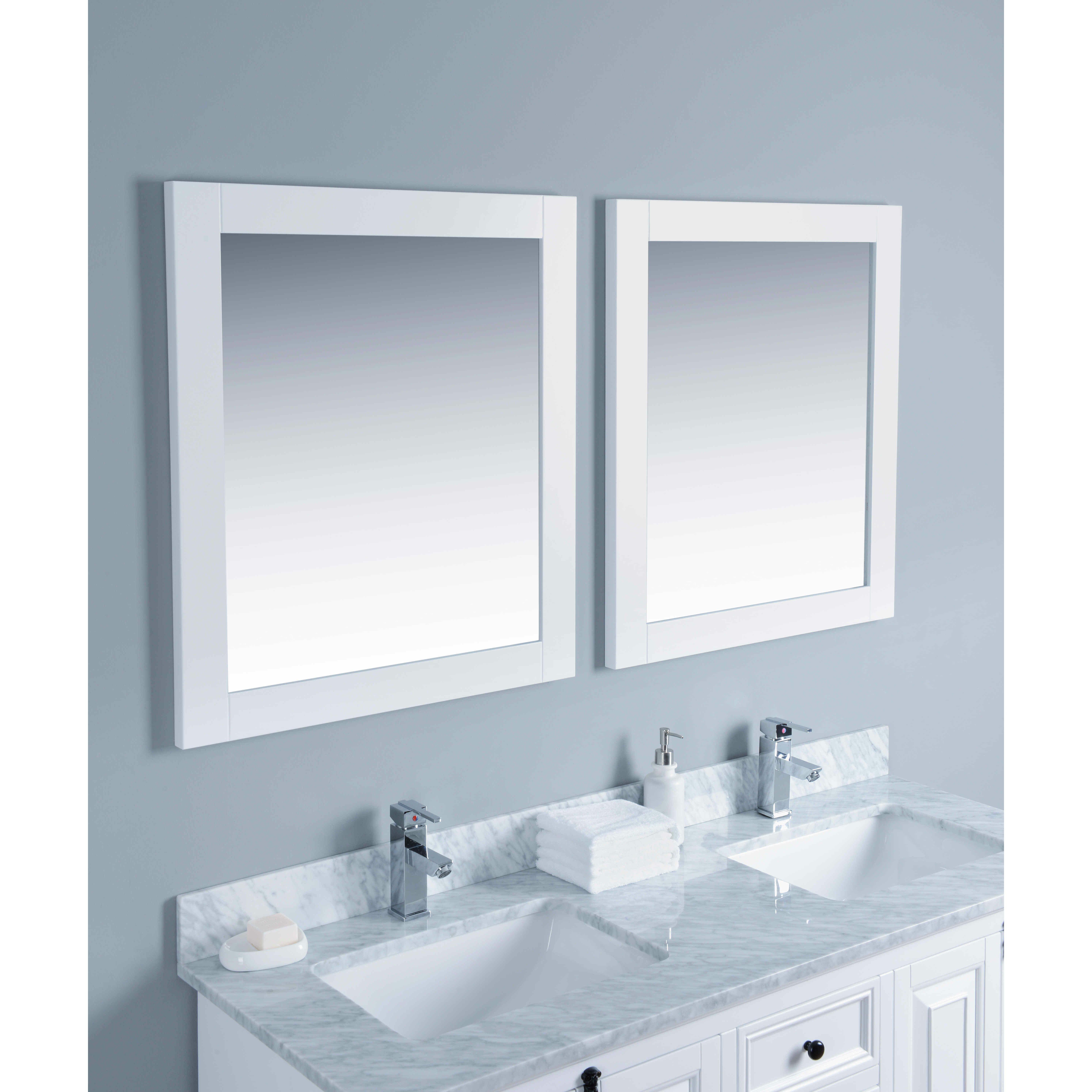 60 Bathroom Mirror 60 Bathroom Mirror Buy Low Price Superiorbath 30 Inches