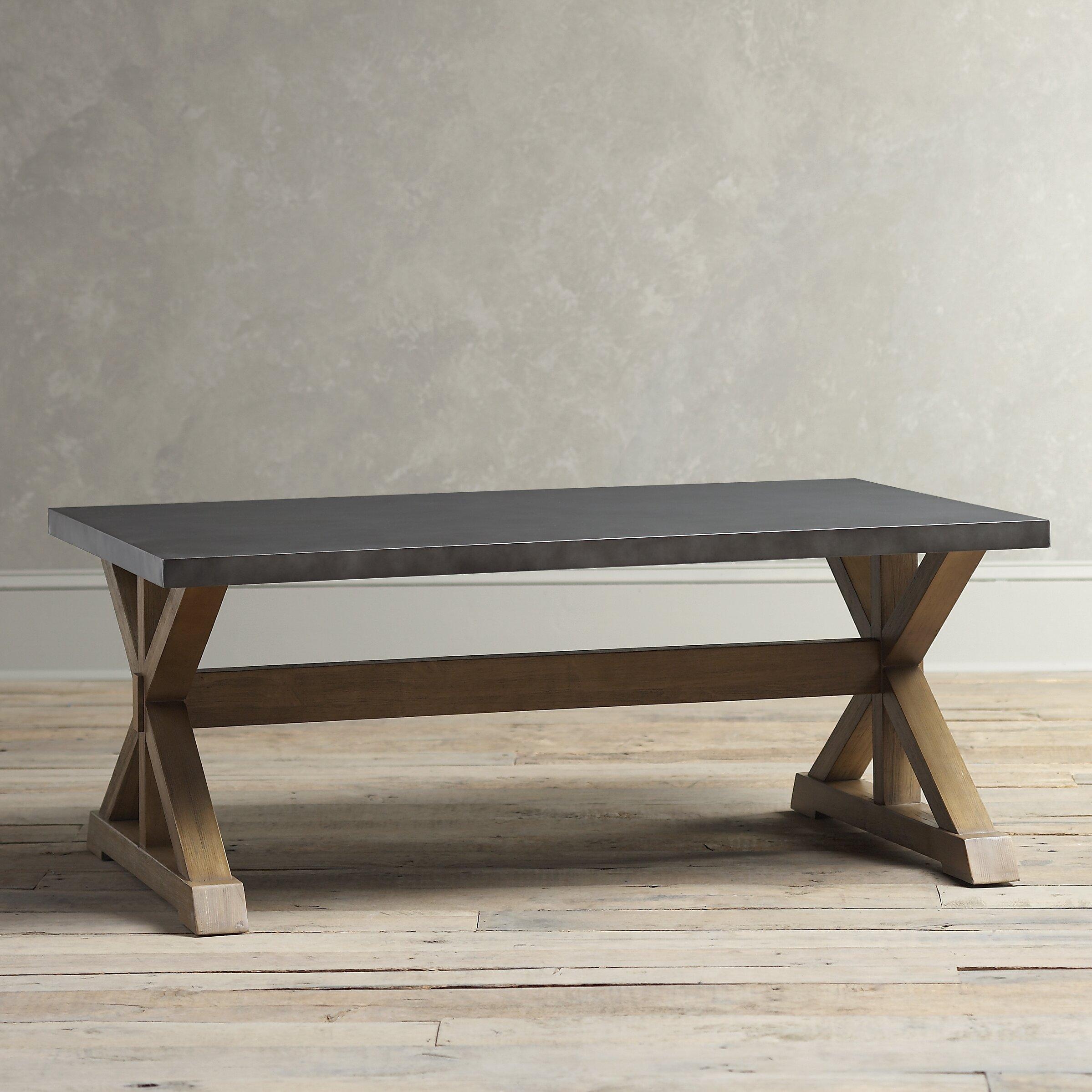 Birch Lane Hunter Coffee Table & Reviews