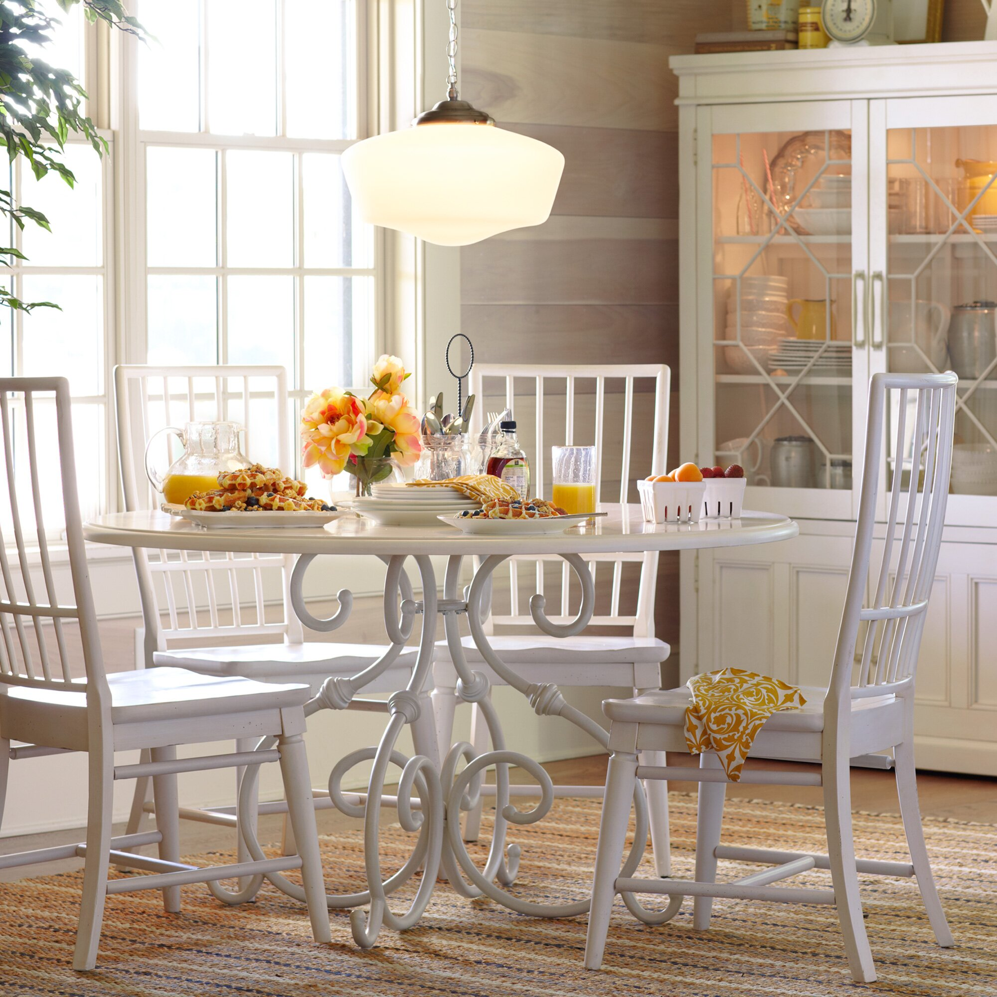 Birch Lane Rollins Extending Dining Table: Birch Lane Kirby Dining Table & Reviews