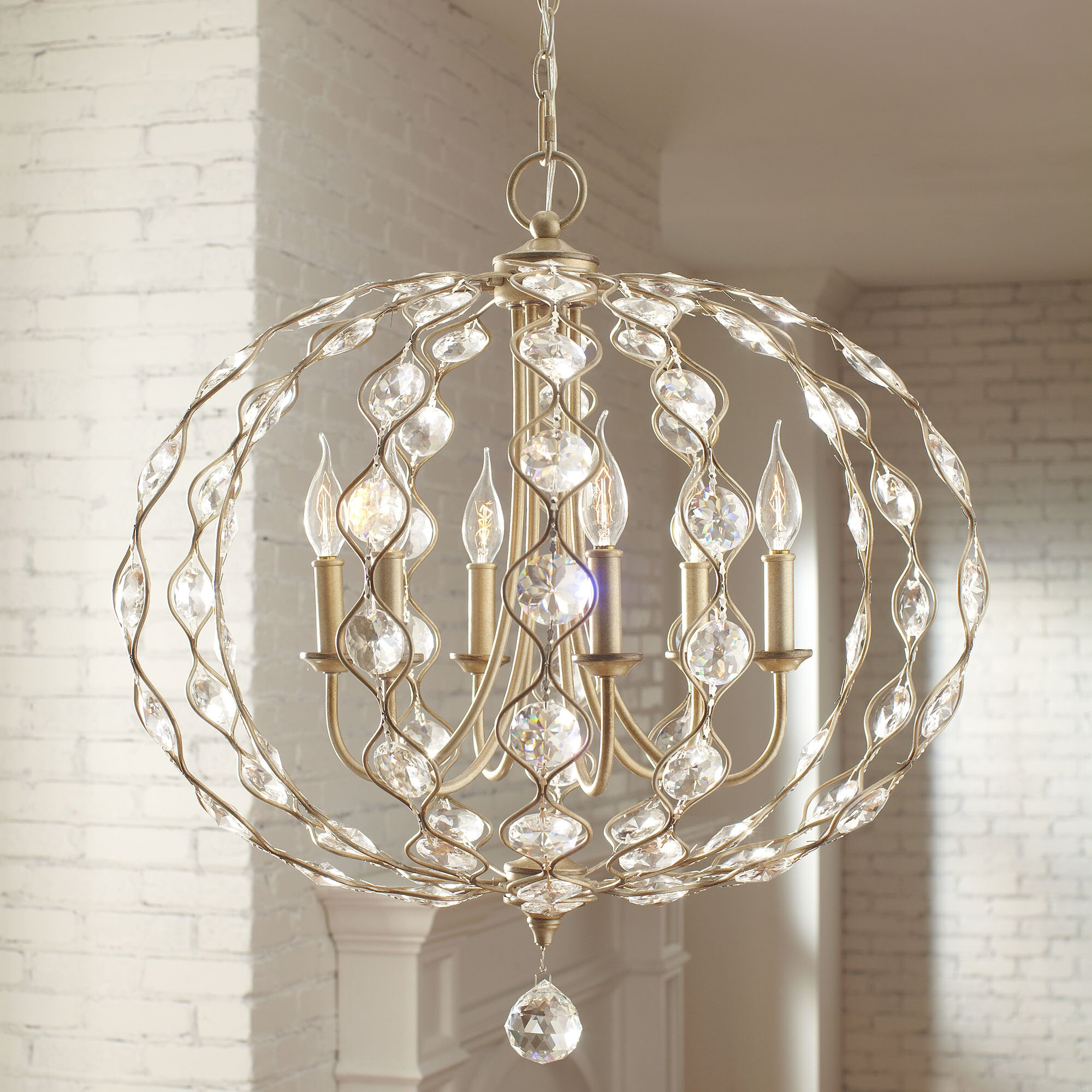 Wayfair Chandelier: Birch Lane Madsen Chandelier & Reviews