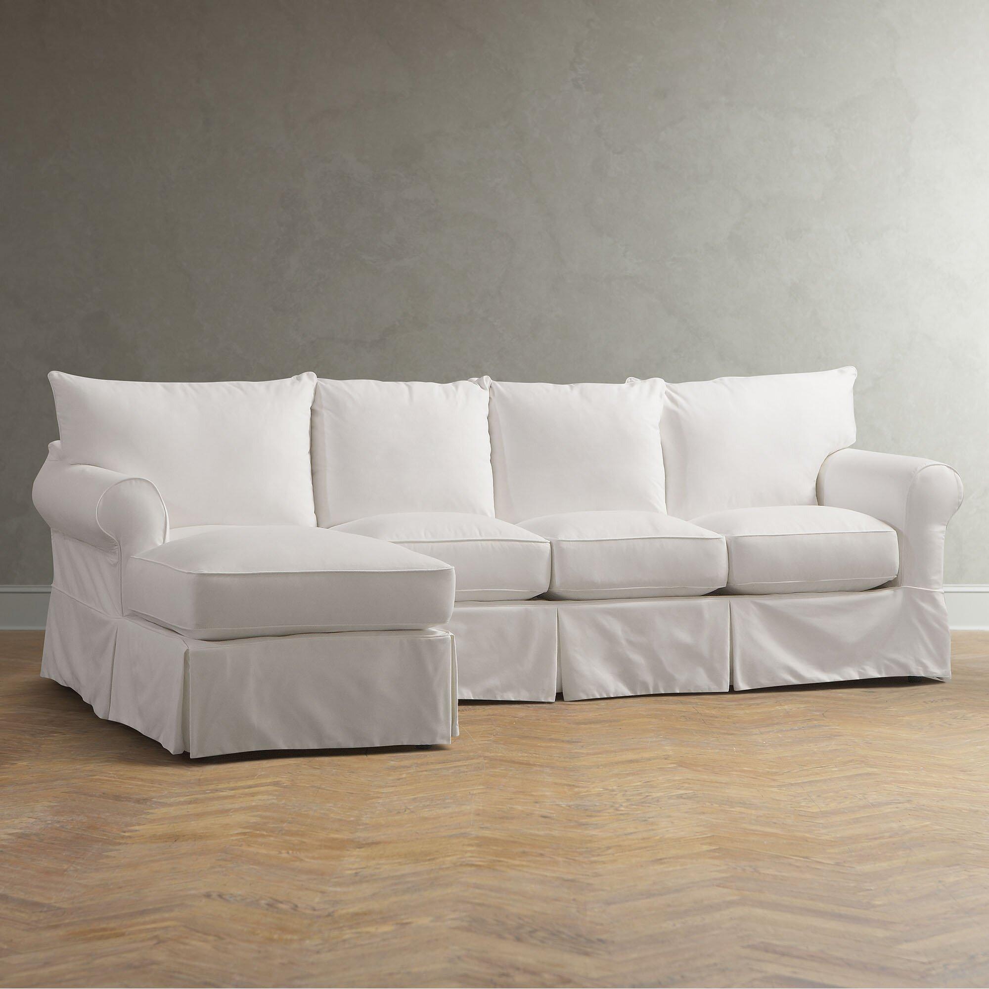 Birch lane jameson sleeper sectional reviews wayfair for Lane leather sectional sleeper sofa
