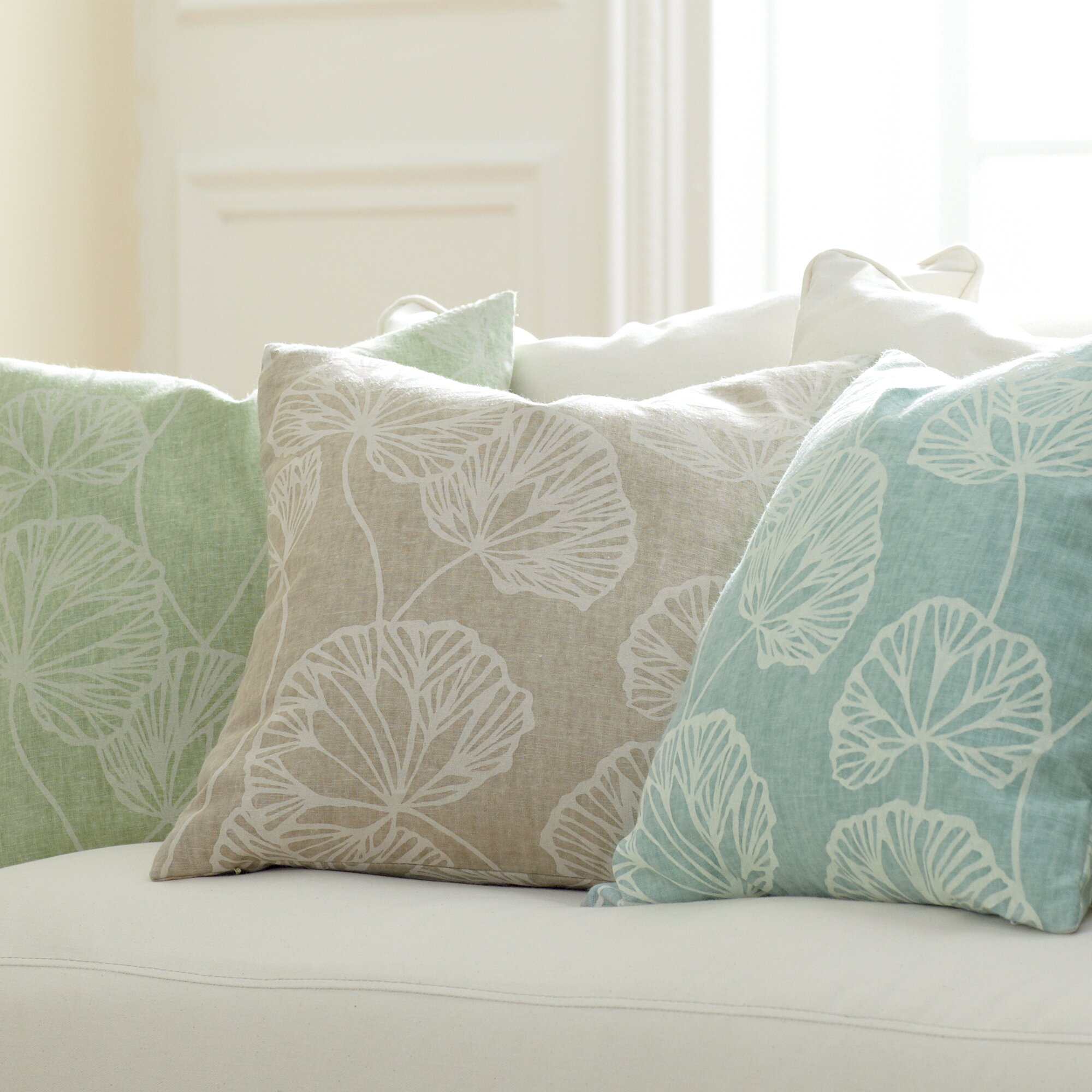 Wayfair Decorative Pillow Covers : Birch Lane Gwendolyn Pillow Cover & Reviews Wayfair