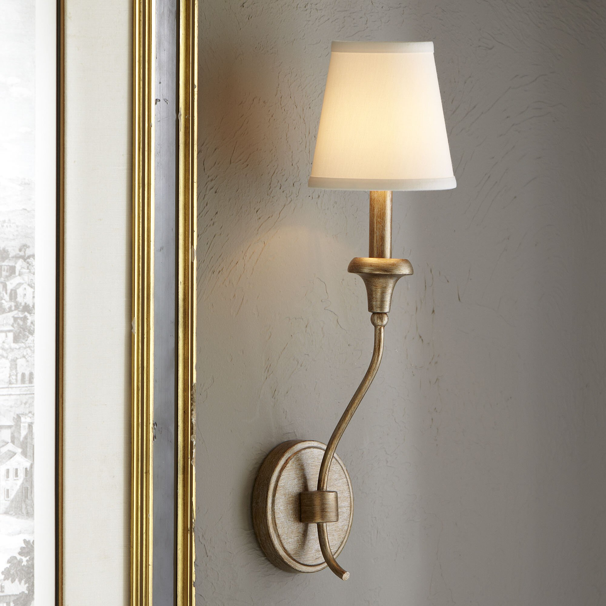 Wall Sconces At Wayfair : Birch Lane Traviston Wall Sconce & Reviews Wayfair