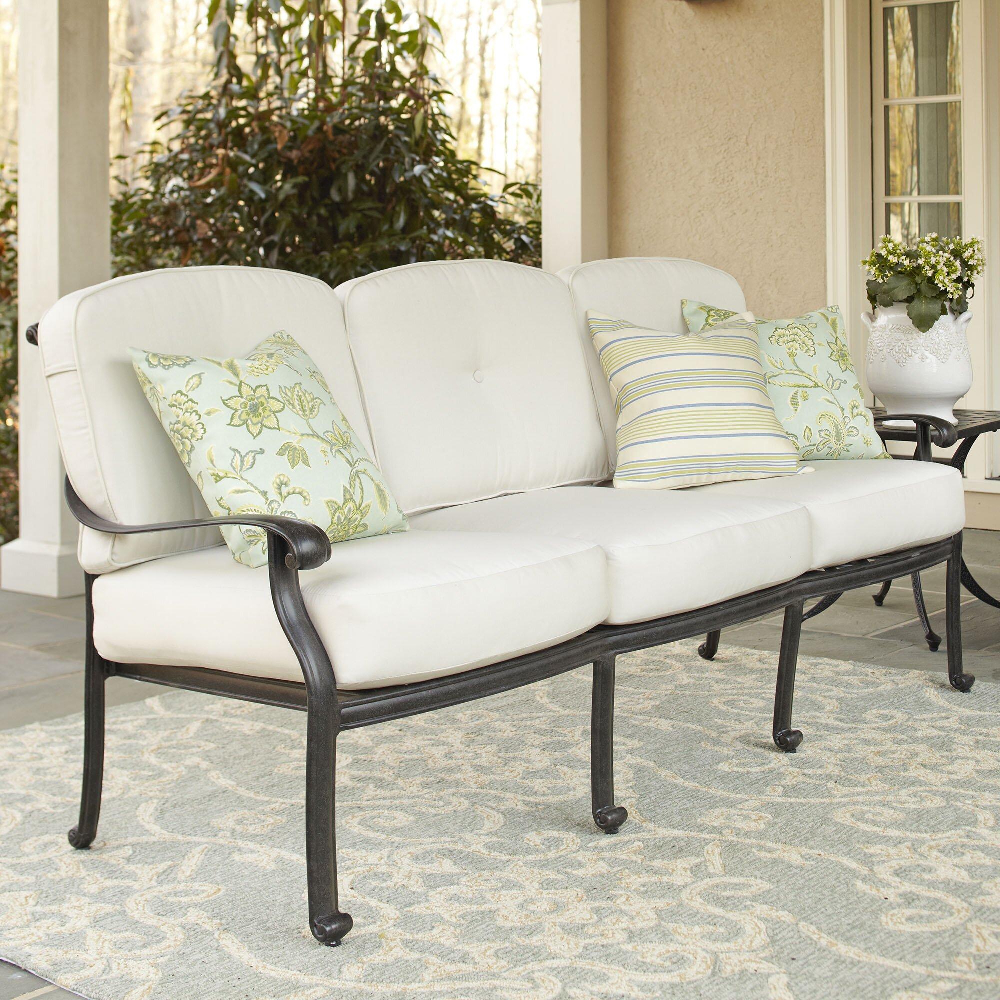 Birch Lane Carrington Sofa With Sunbrella® Cushions
