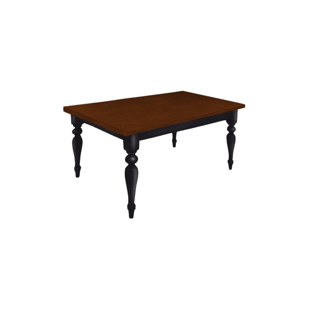 Birch Lane Reagan Extending Custom Dining Table 46 X 76 Inches Wayfair