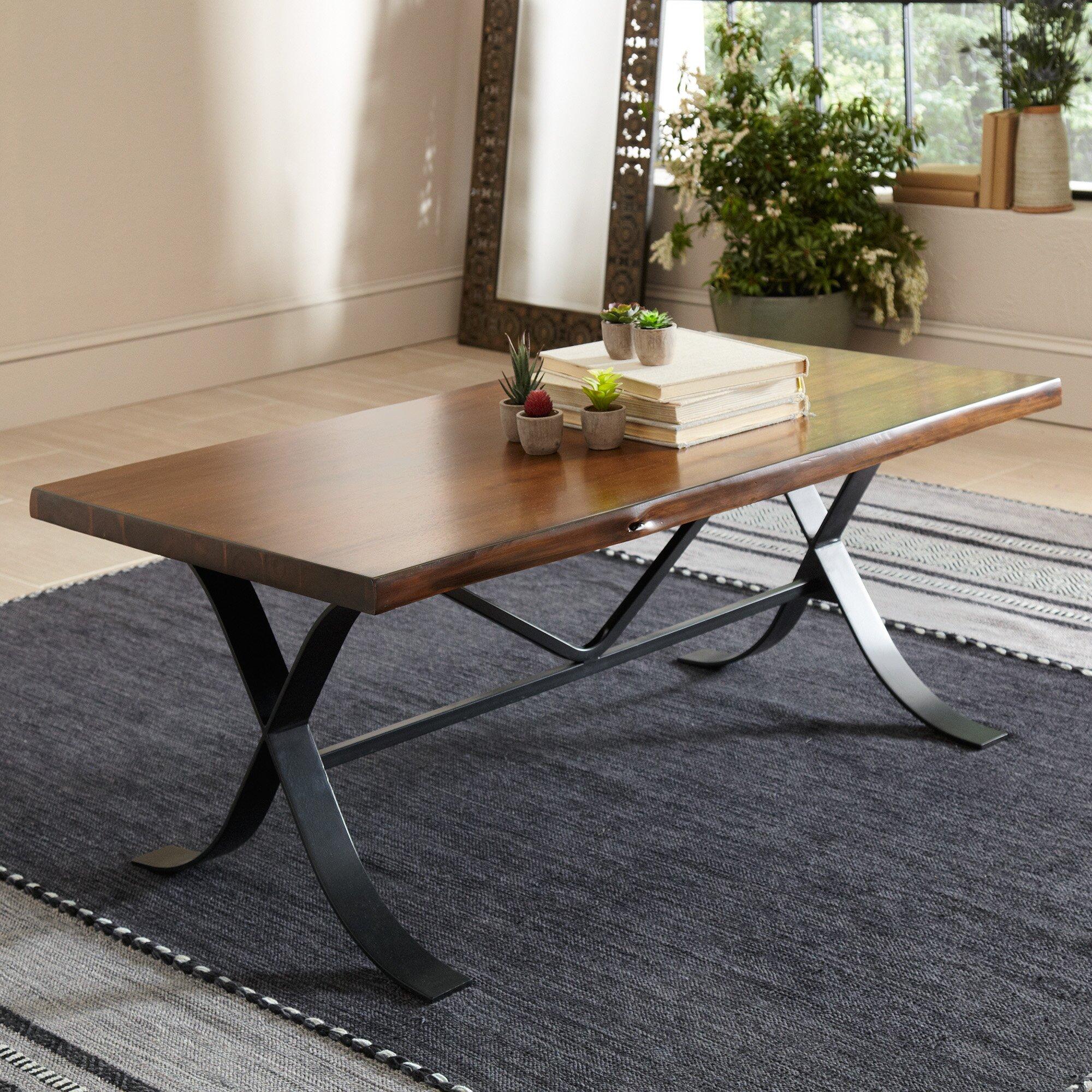 Lane Long Coffee Table: Birch Lane Devall Coffee Table & Reviews