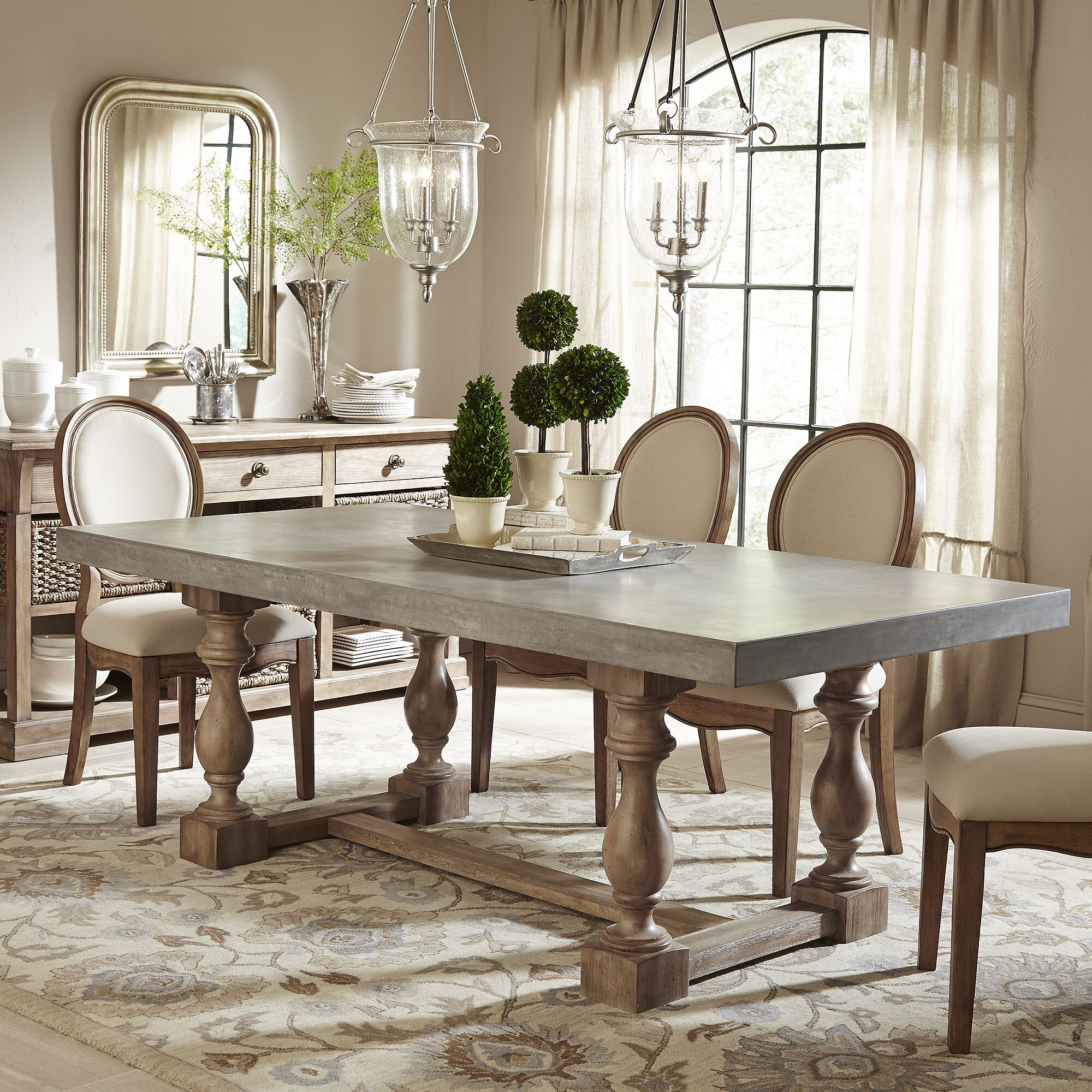 Birch Lane Rollins Extending Dining Table: Birch Lane Forsythe Dining Table & Reviews
