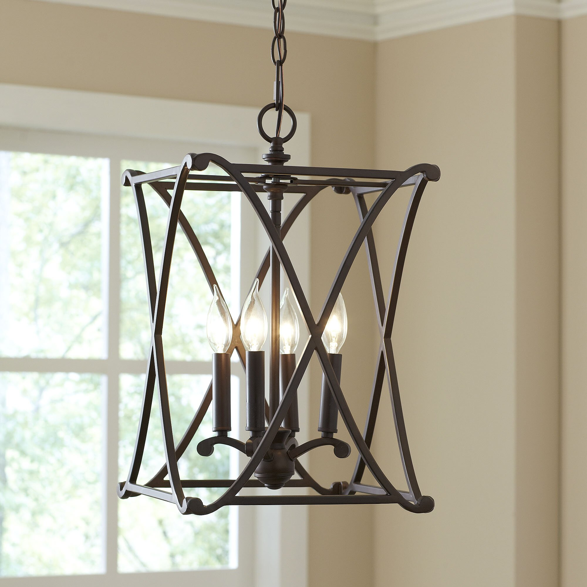 Birch Lane Geor own Pendant & Reviews