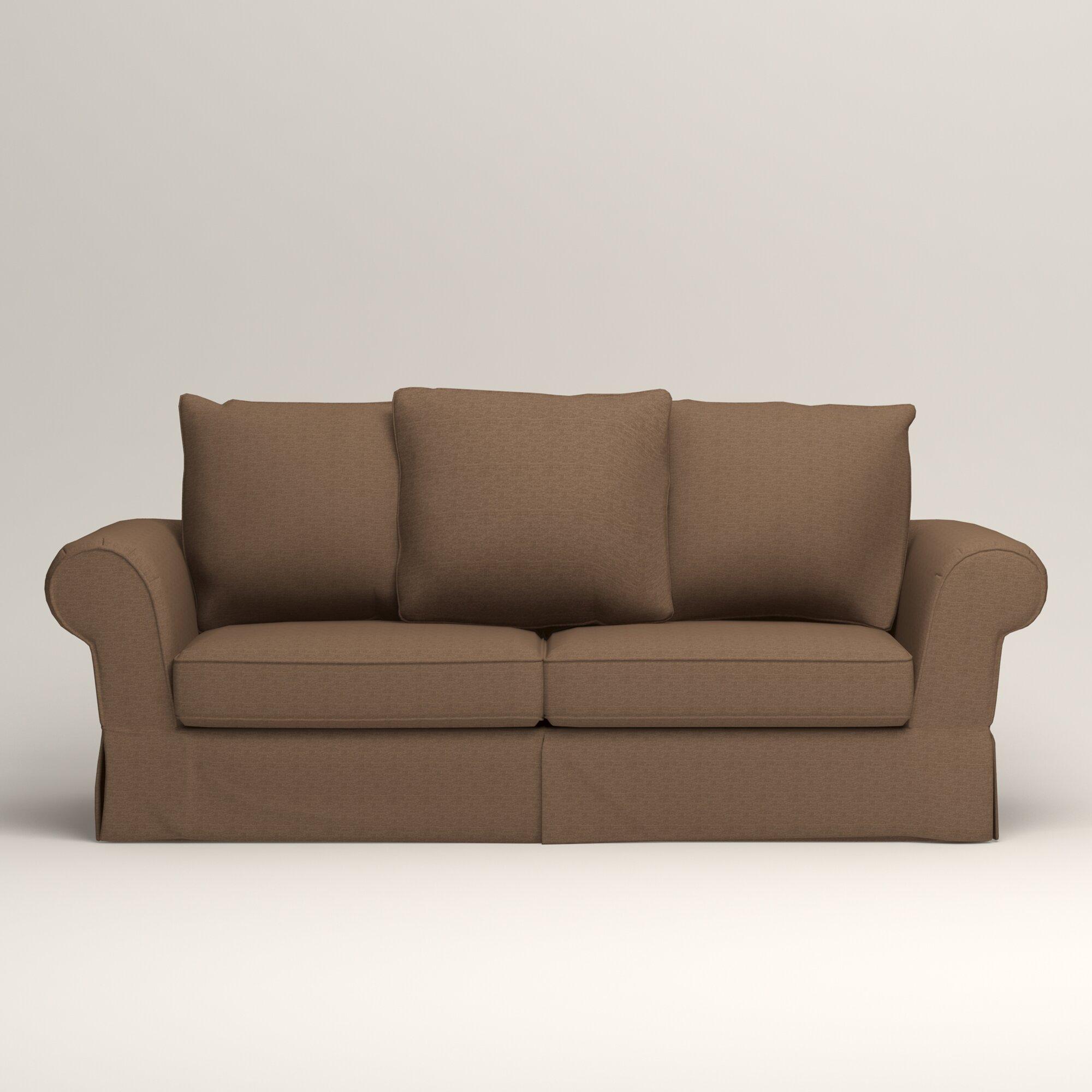 Birch lane owen sleeper sofa reviews wayfair for Lane sectional sleeper sofa