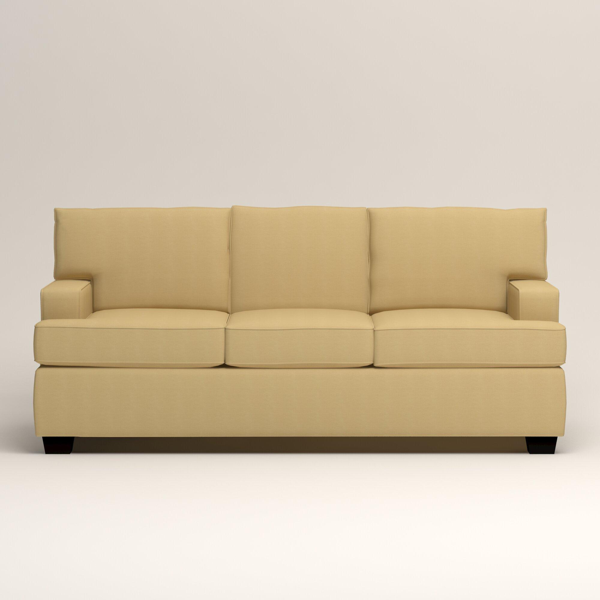 Birch lane clarkedale sleeper sofa reviews wayfair for Lane sectional sleeper sofa