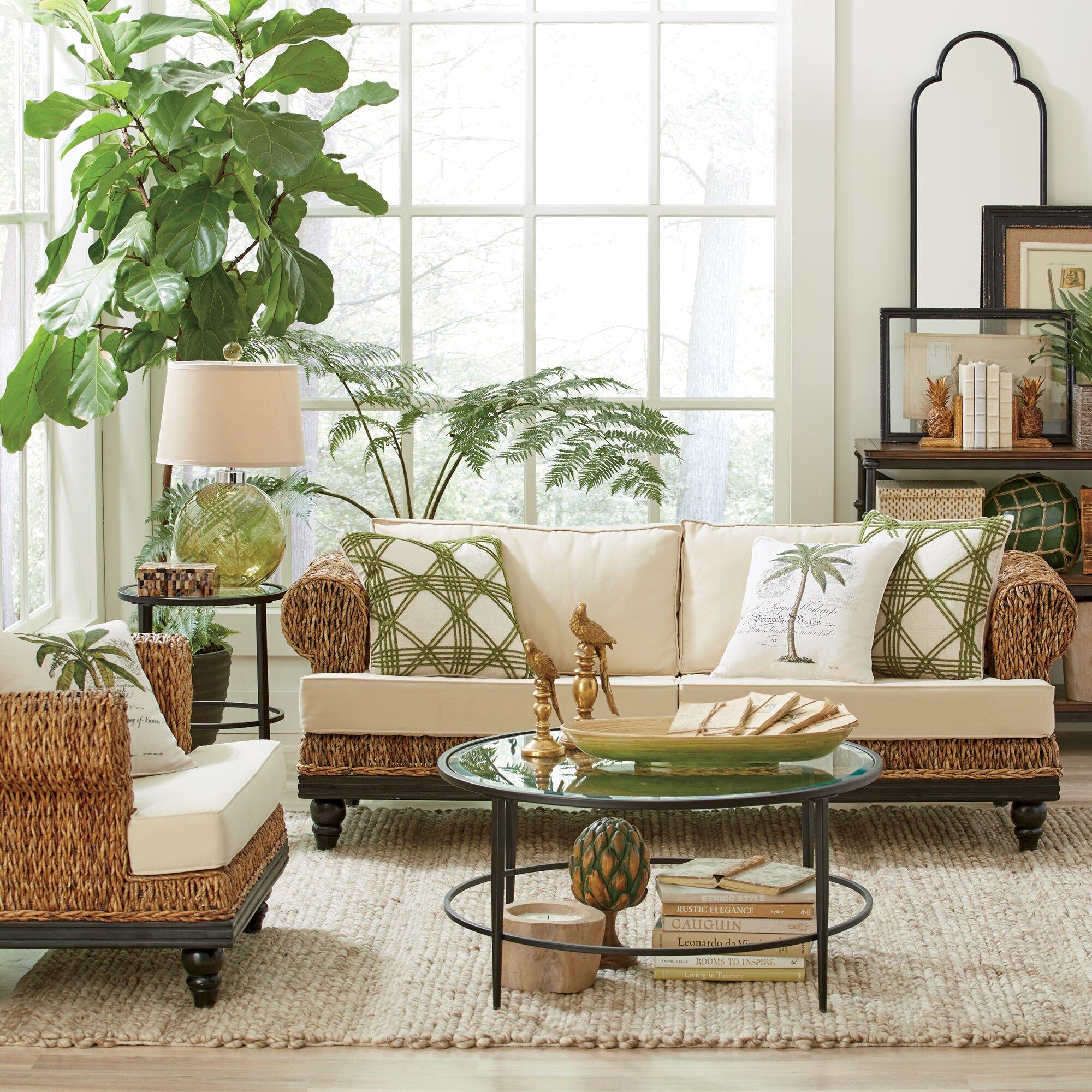 Birch lane jocelyn natural rug reviews wayfair for Terrazas con sofas