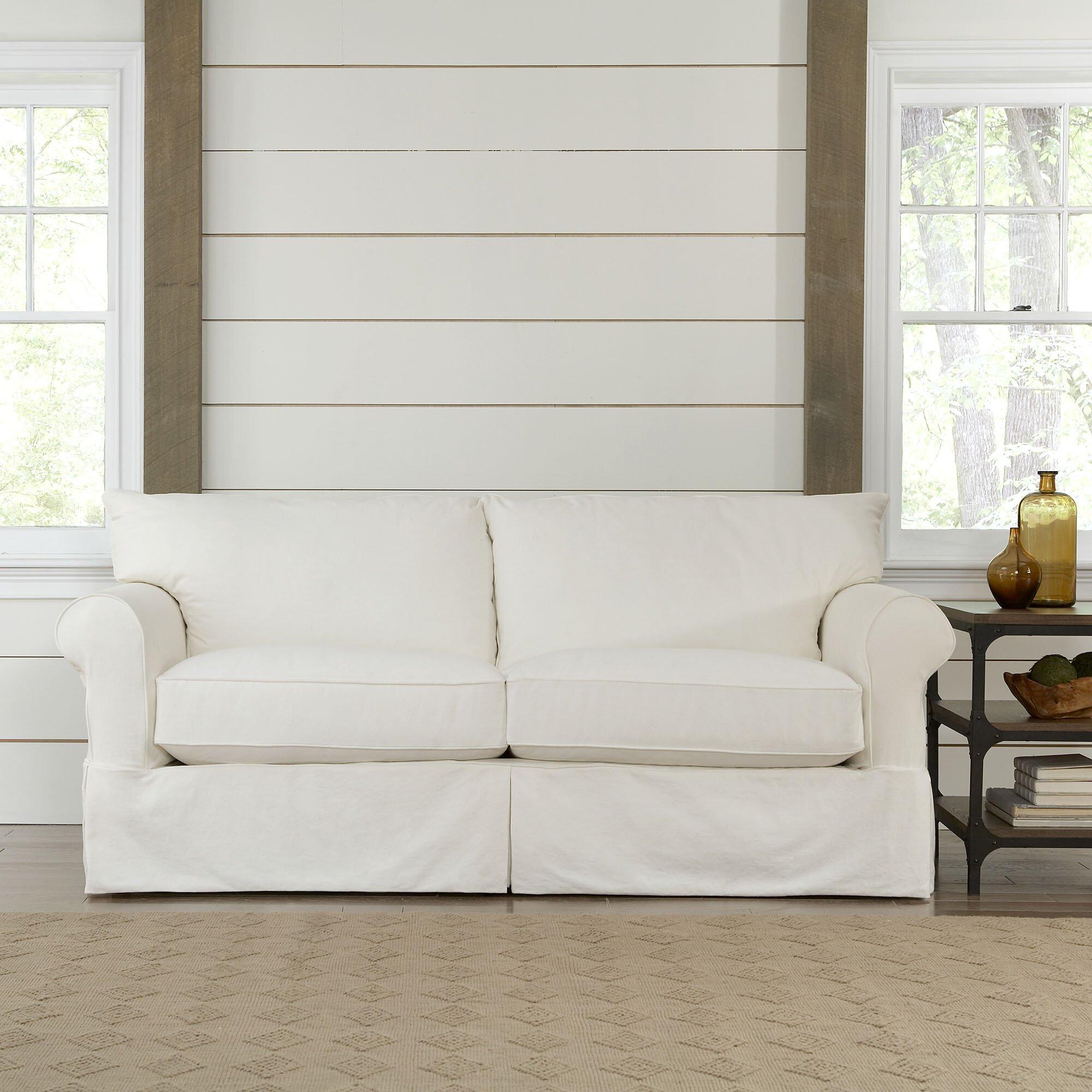 Favorite Slipcovered Sofas for under $1500 Seeking Lavendar Lane