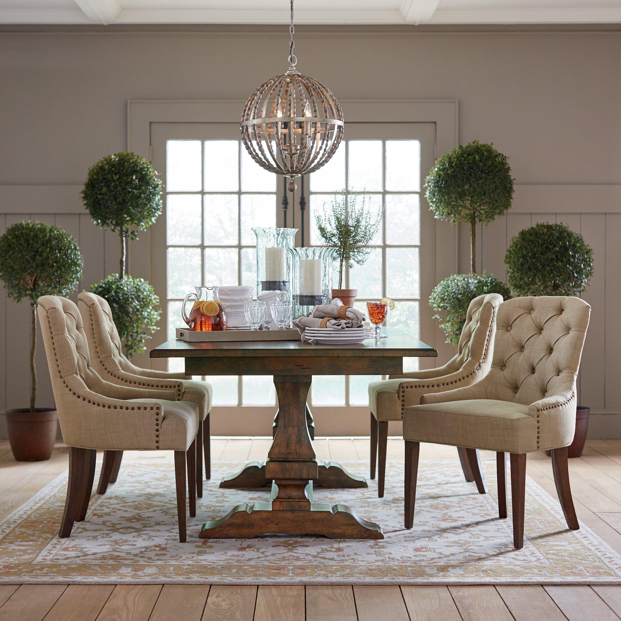 Birch Lane Schaffer Dining Table | Birch Lane