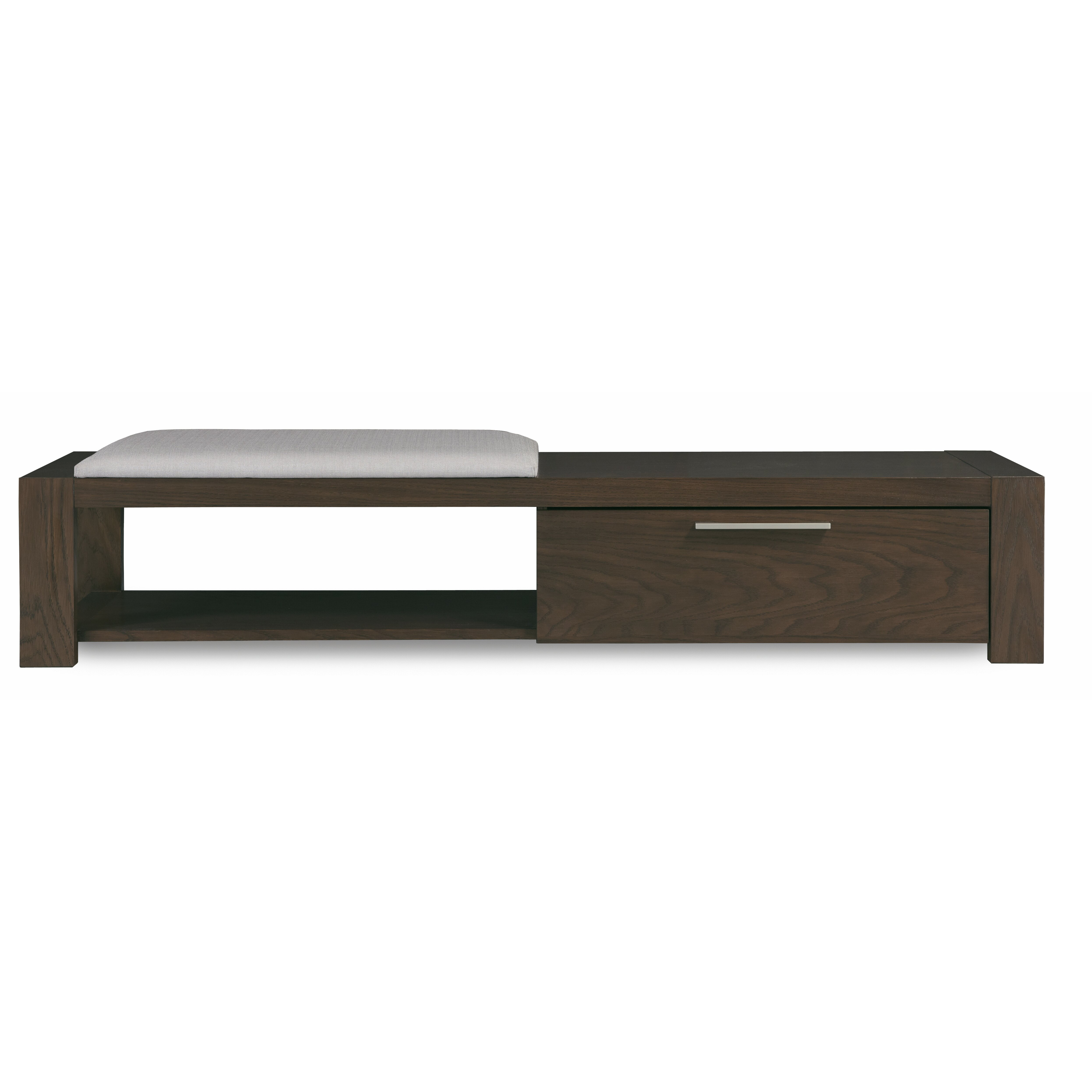 Marvelous photograph of Casana Furniture Company Hudson Wood Storage Bedroom Bench Wayfair with #57493D color and 4987x4987 pixels