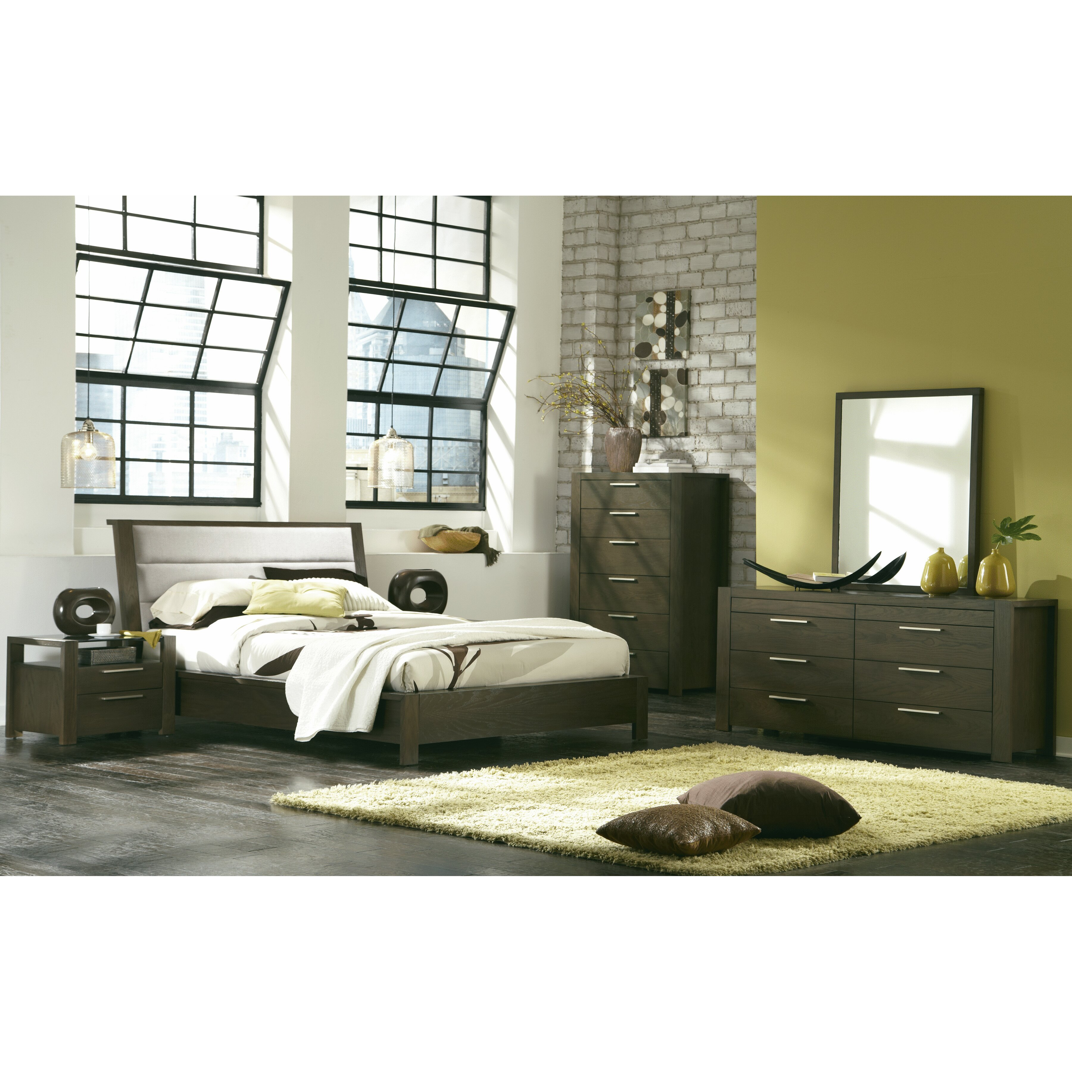 casana furniture company hudson 6 drawer chest wayfair