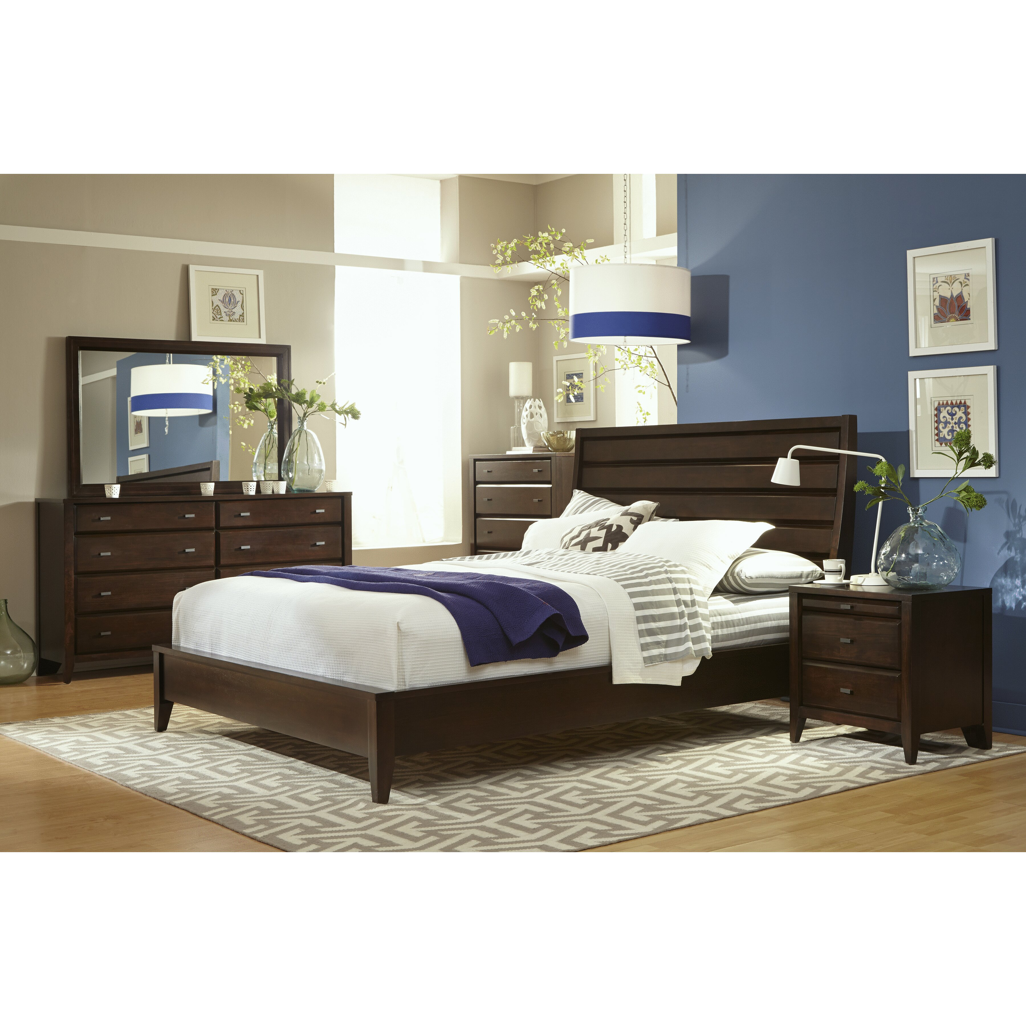 casana furniture company kendall platform customizable bedroom set reviews wayfair