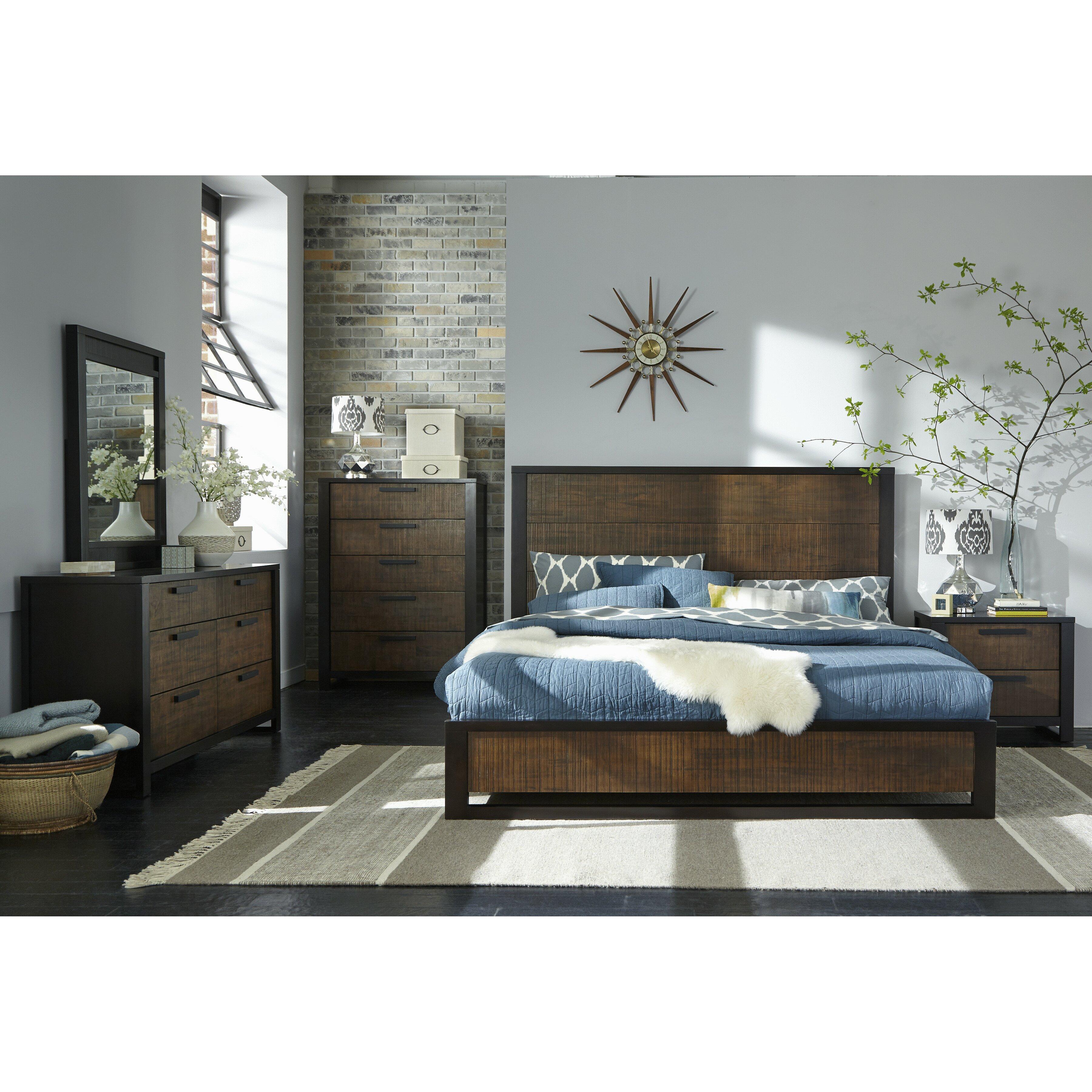 casana furniture company axel 5 drawer chest wayfair