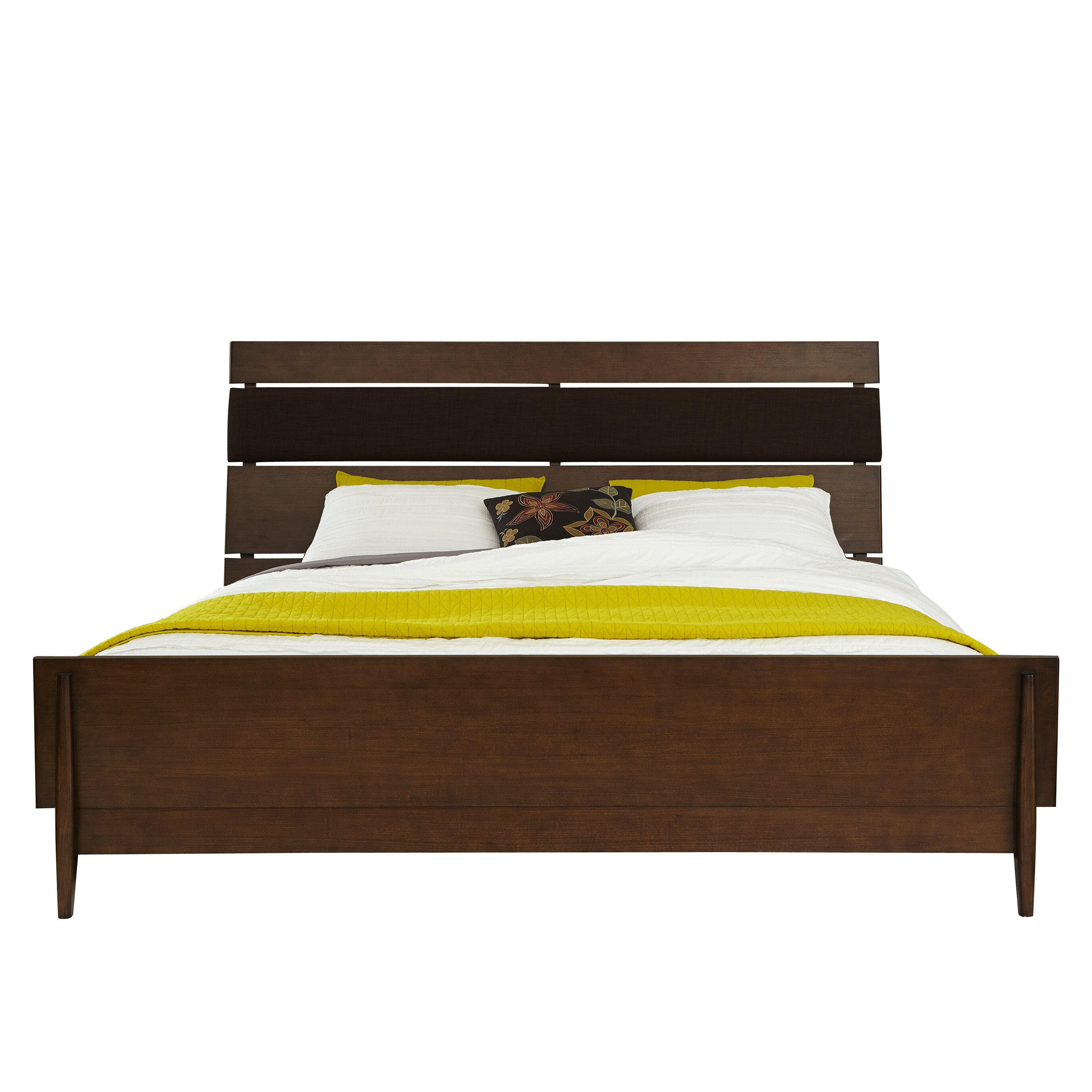 Casana Furniture Company Parallel Panel Bed Wayfair