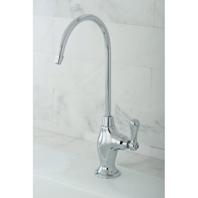 Kingston Brass Restoration Gourmetier Single Handle Restoration Water Filtration Faucet