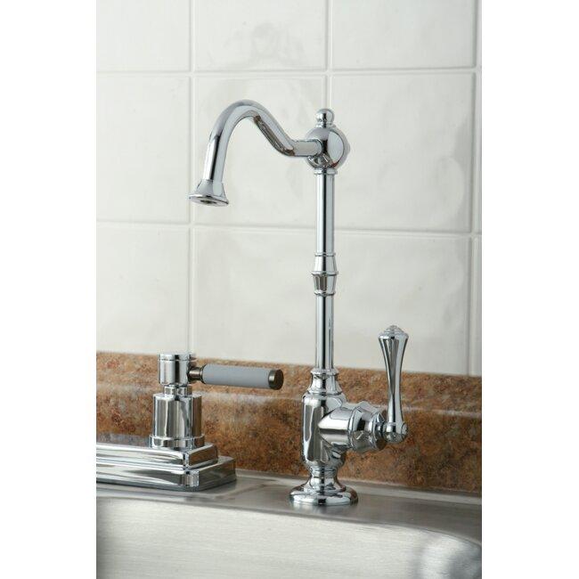 Kingston Brass Vintage Single Handle Water Filtration Faucet Reviews Wayfair